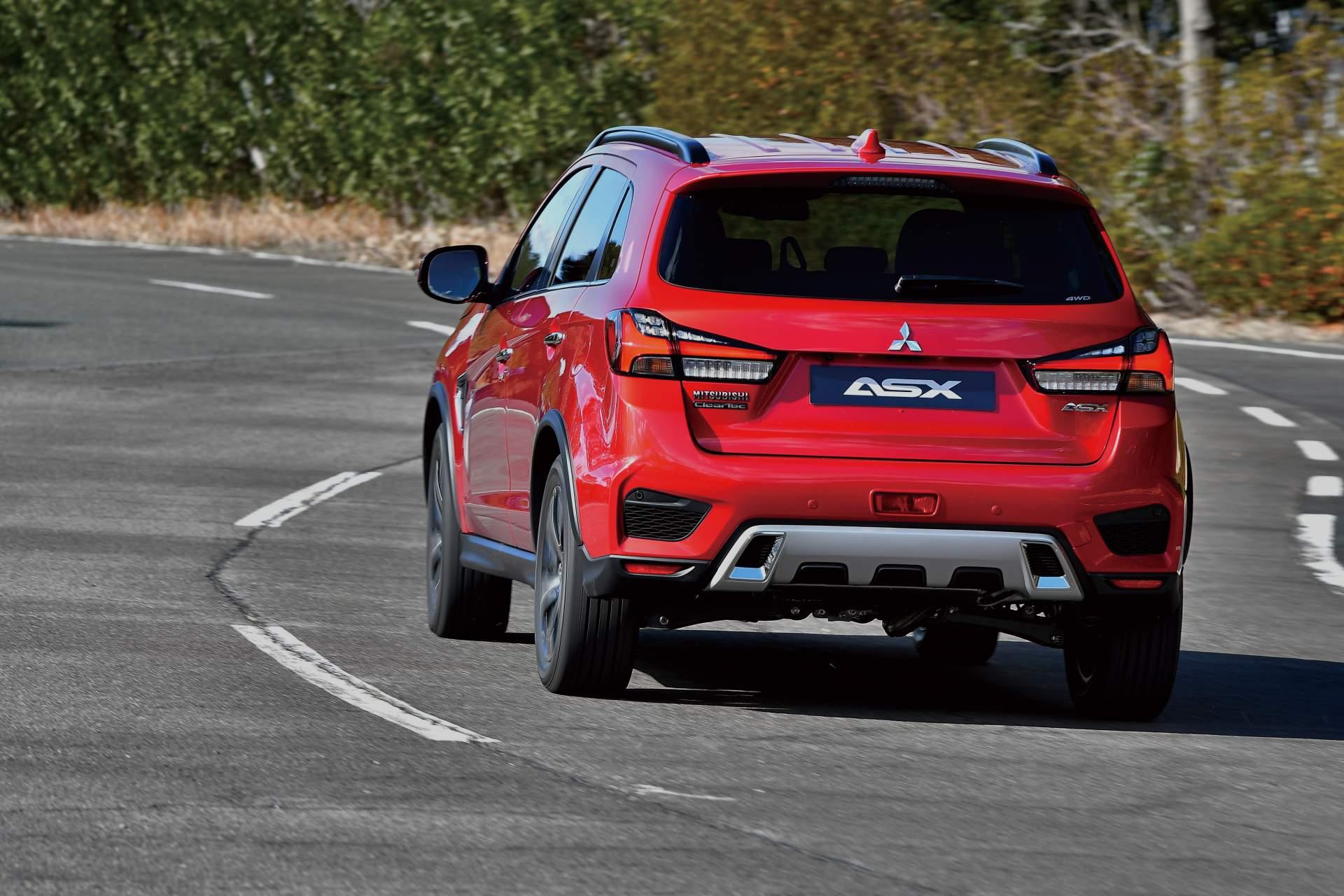 Mitsubishi ASX facelift 2019 (13)