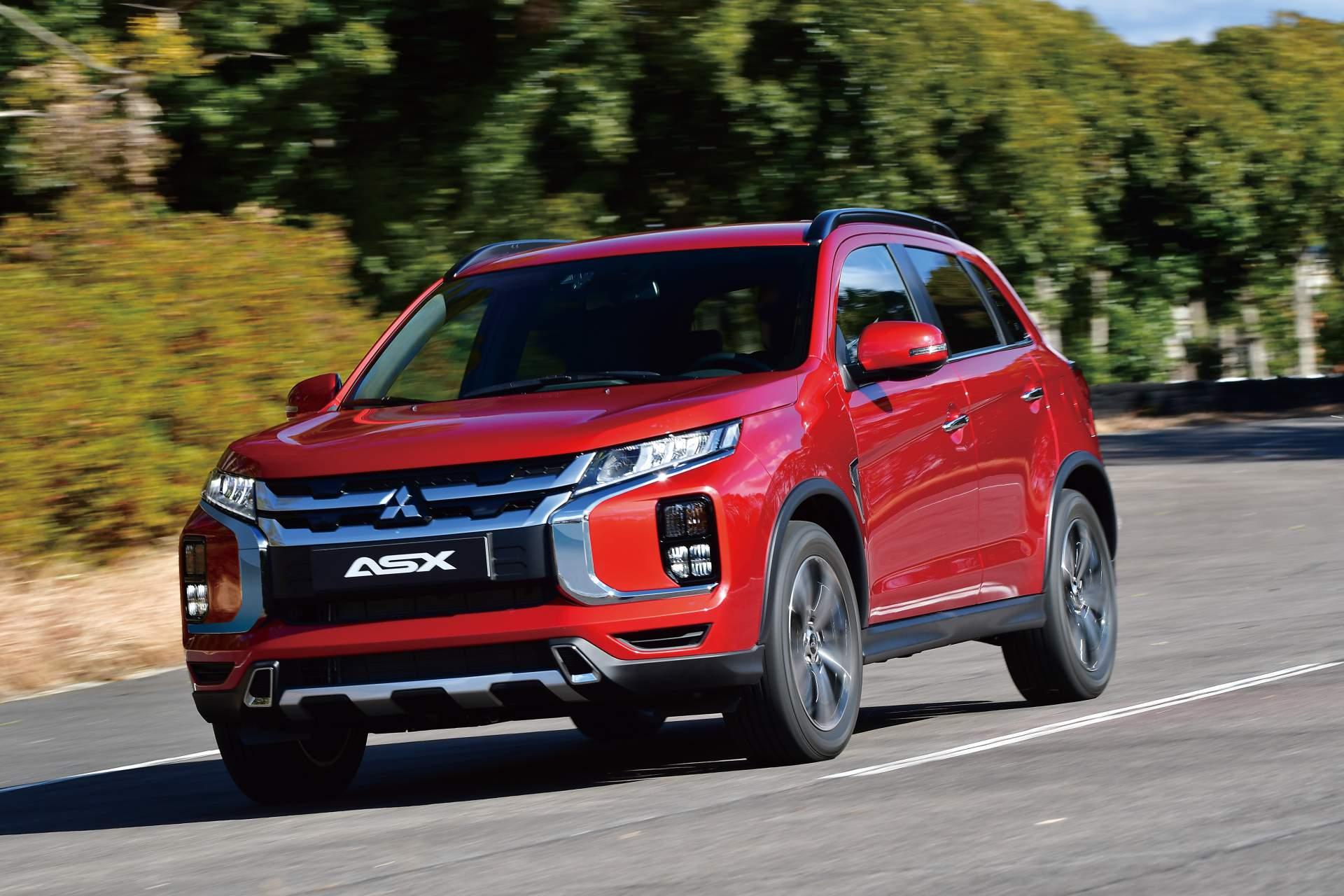 Mitsubishi ASX facelift 2019 (15)