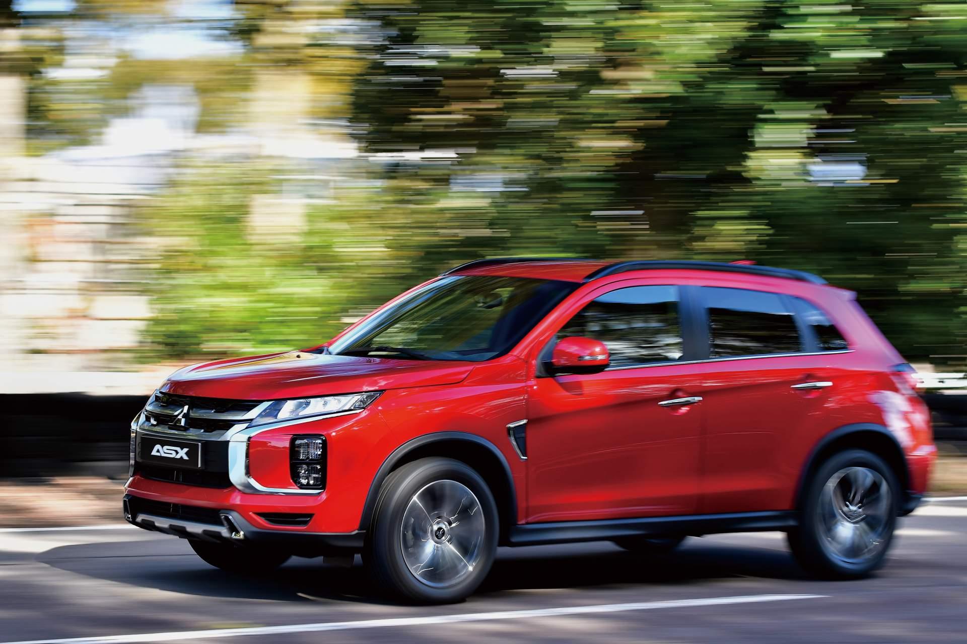 Mitsubishi ASX facelift 2019 (17)