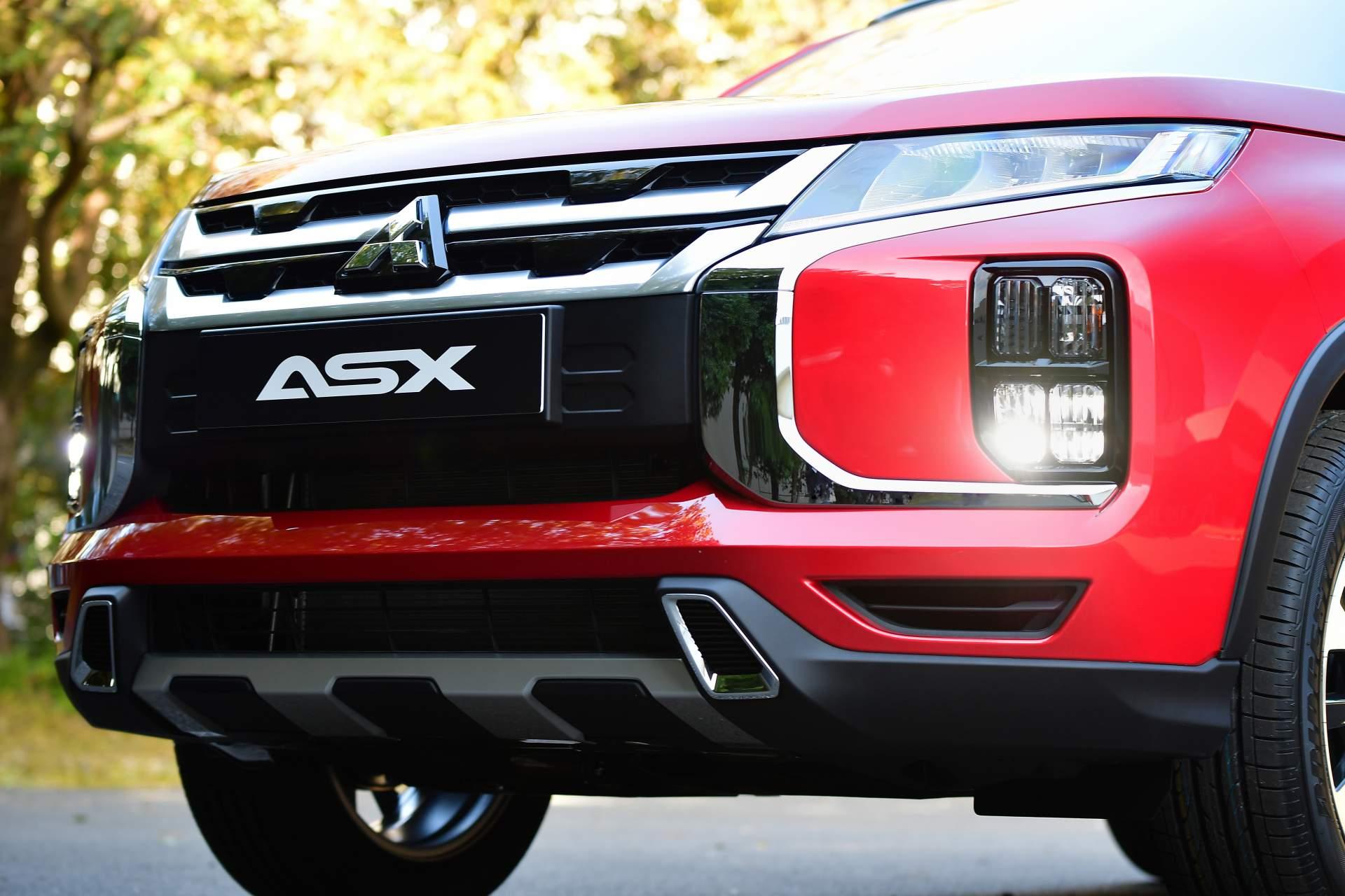 Mitsubishi ASX facelift 2019 (20)