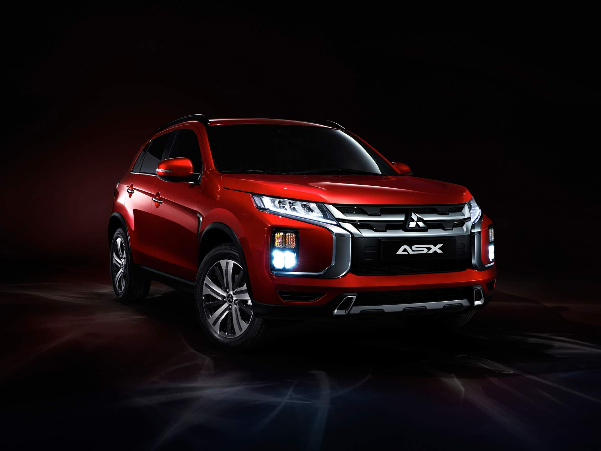 Mitsubishi ASX facelift 2019 (22)