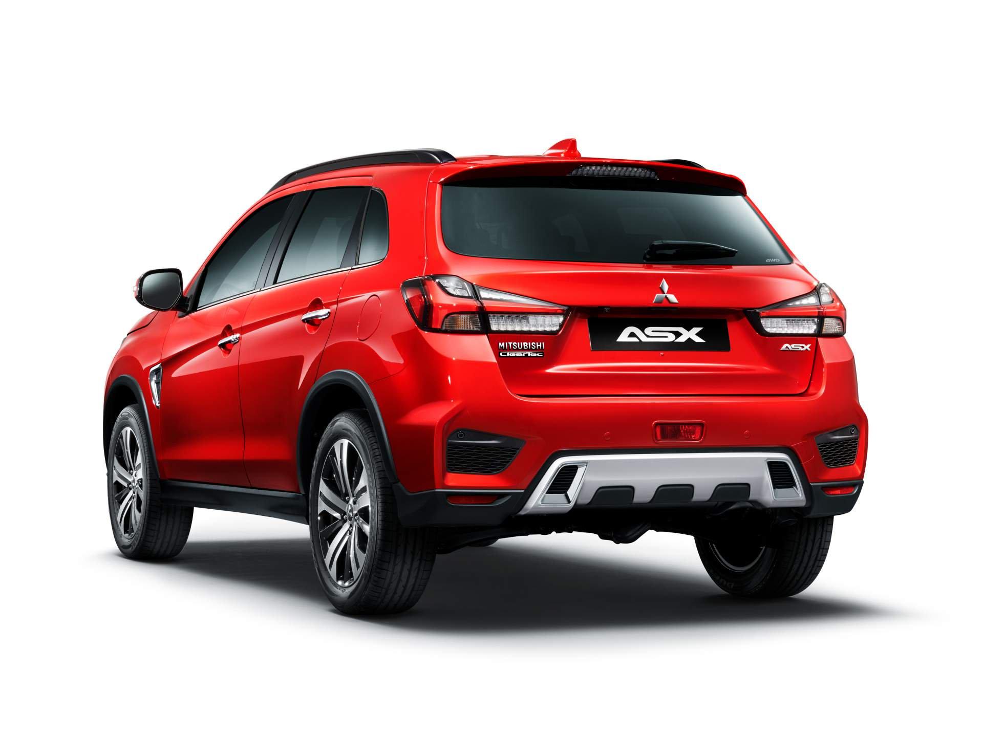 Mitsubishi ASX facelift 2019 (25)