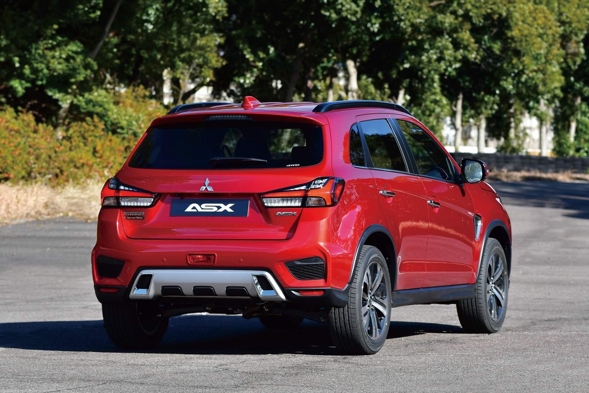 Mitsubishi ASX facelift 2019 (3)