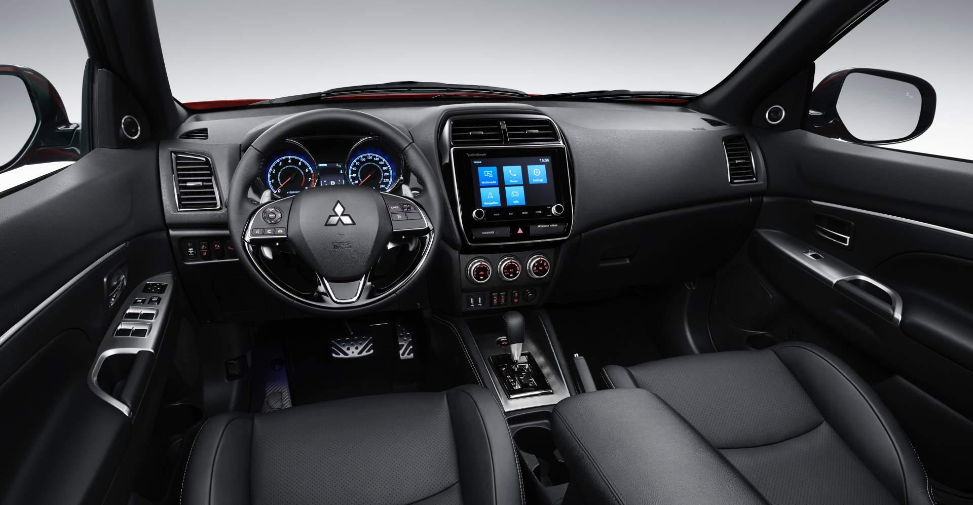 Mitsubishi ASX facelift 2019 (30)