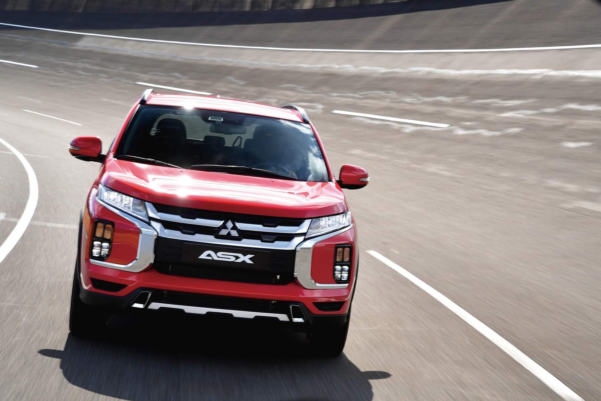 Mitsubishi ASX facelift 2019 (4)