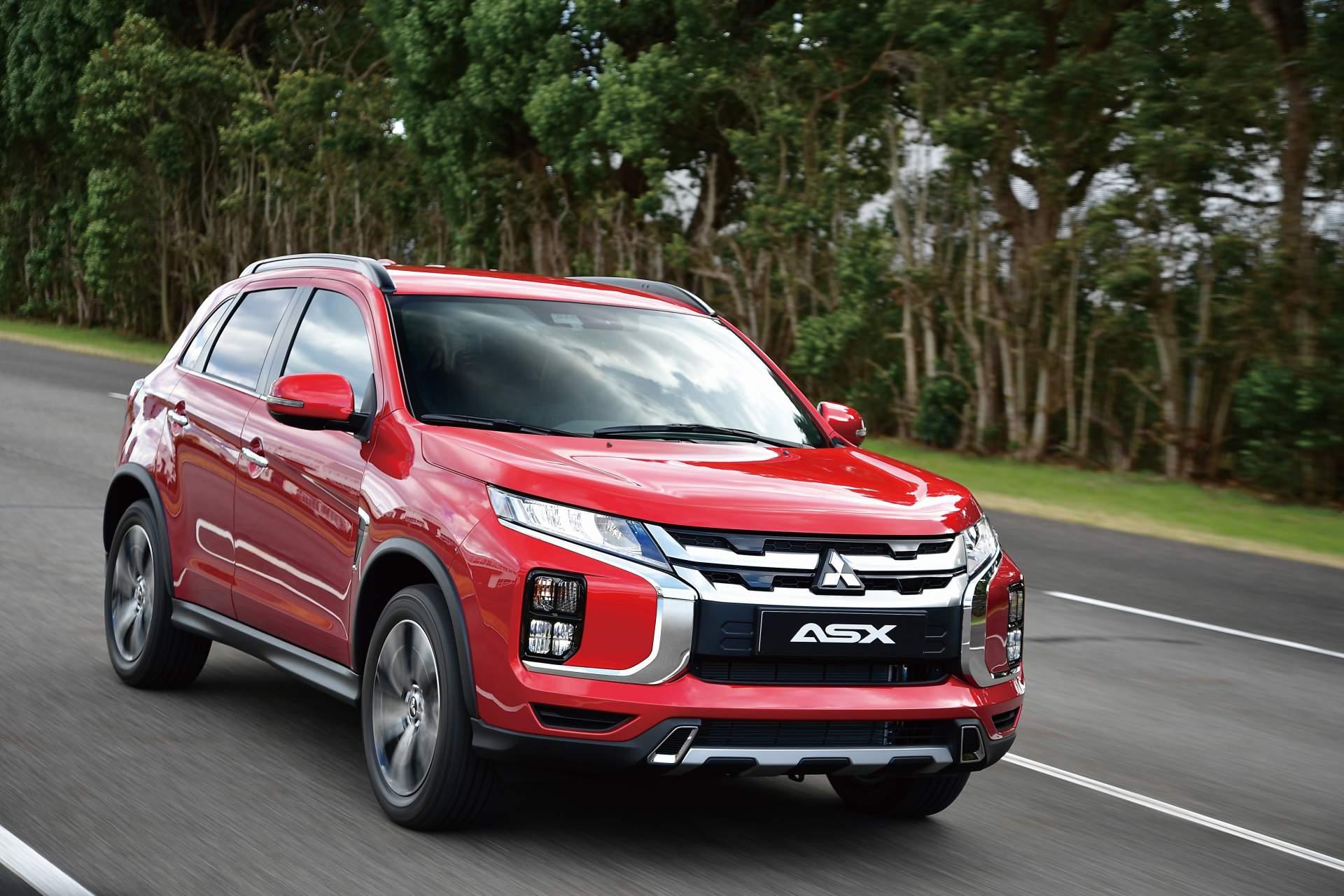 Mitsubishi ASX facelift 2019 (5)