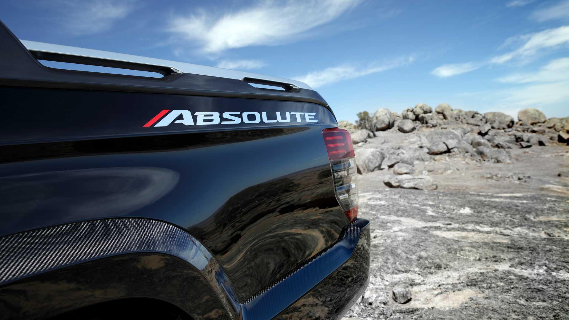 Mitsubishi Triton Absolute concept (8)