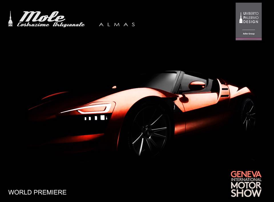 Mole Contruzione Artigianale Almas teasers (2)