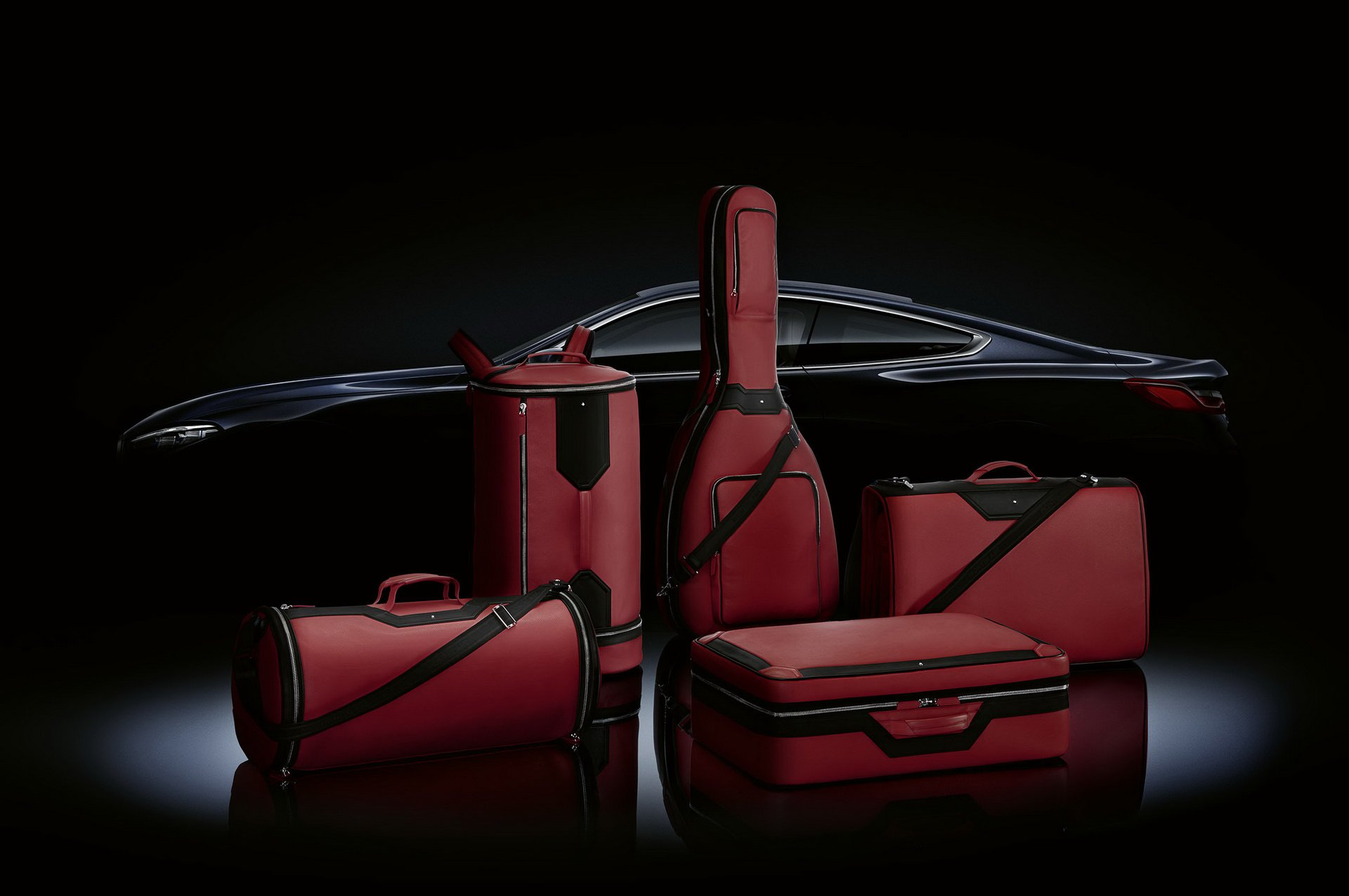 Montblanc Luggage set for BMW 8-series (1)