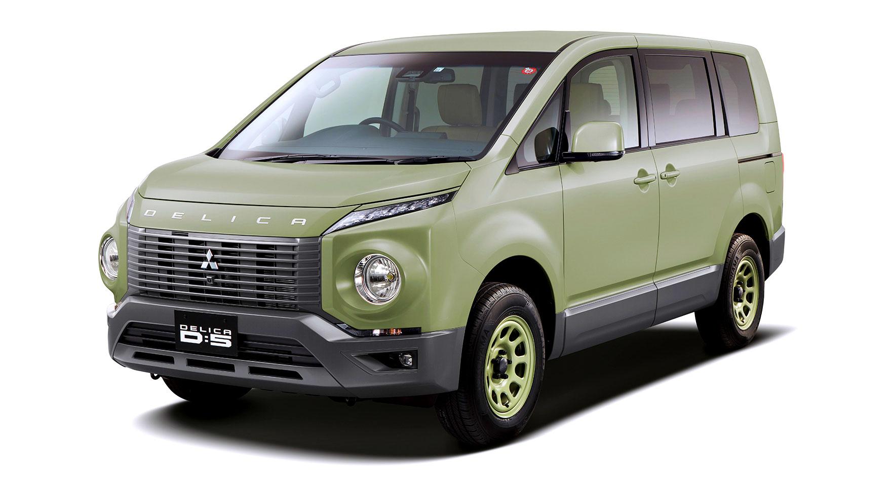 Mitsubishi-Delica-D5-Concept-Tokyo-Auto-Salon