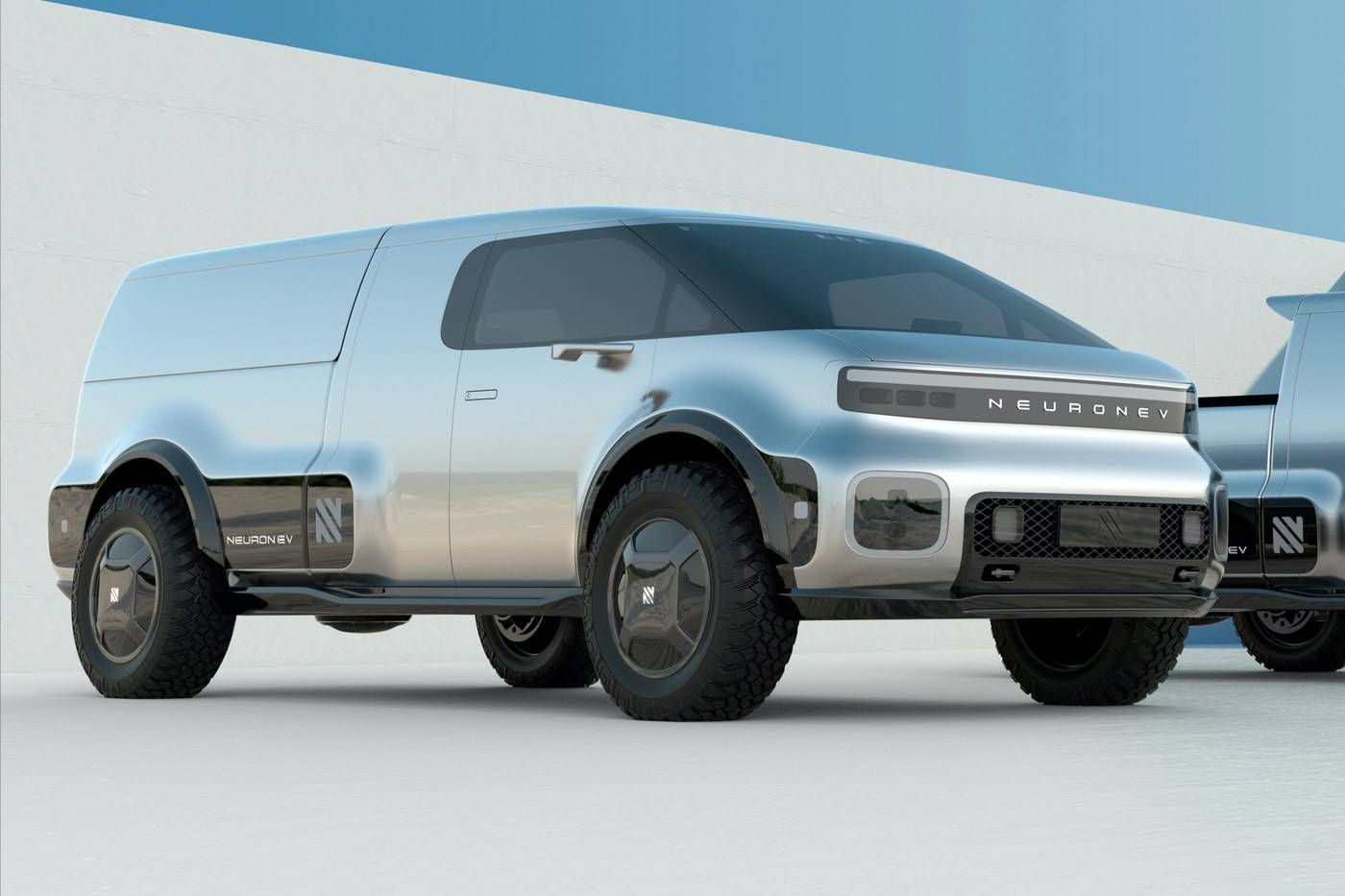 Neuron-EV-T-One-electric-pickup-truck-5