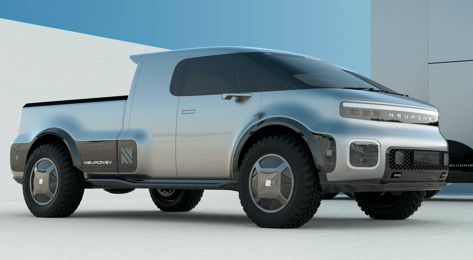 Neuron-EV-T-One-electric-pickup-truck-6