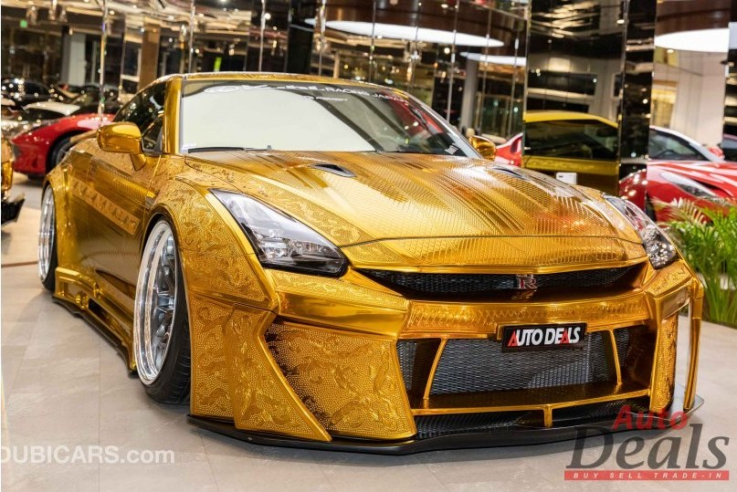 Nissan-GT-R-by-Kuhl-Racing-for-sale-1