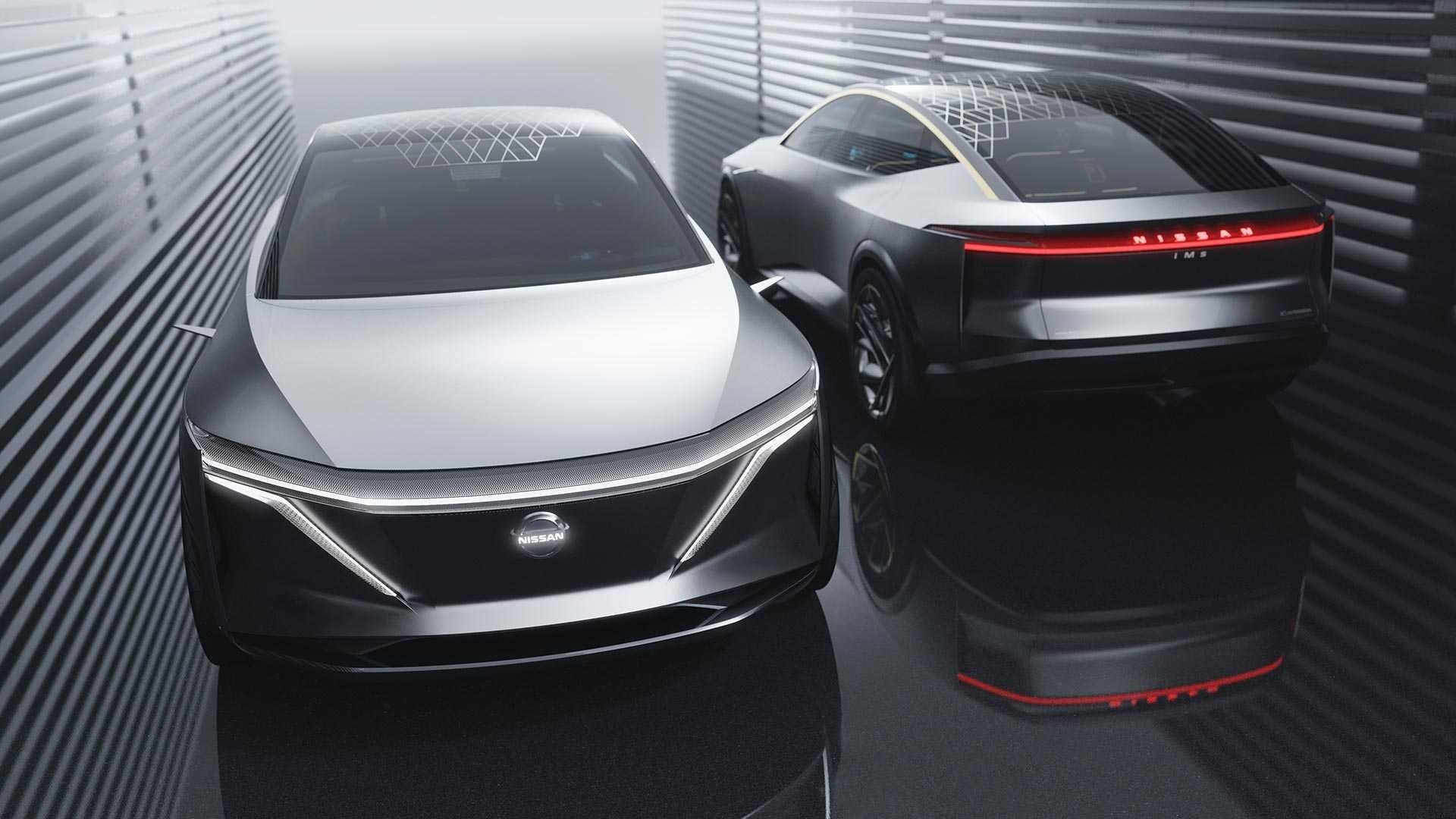 Nissan IMs concept (1)