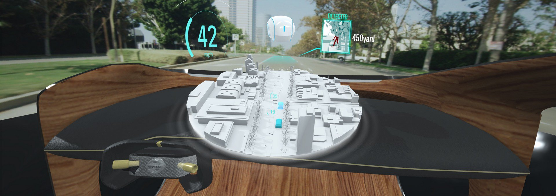 Nissan Invisible-to-Visible technology concept (3)