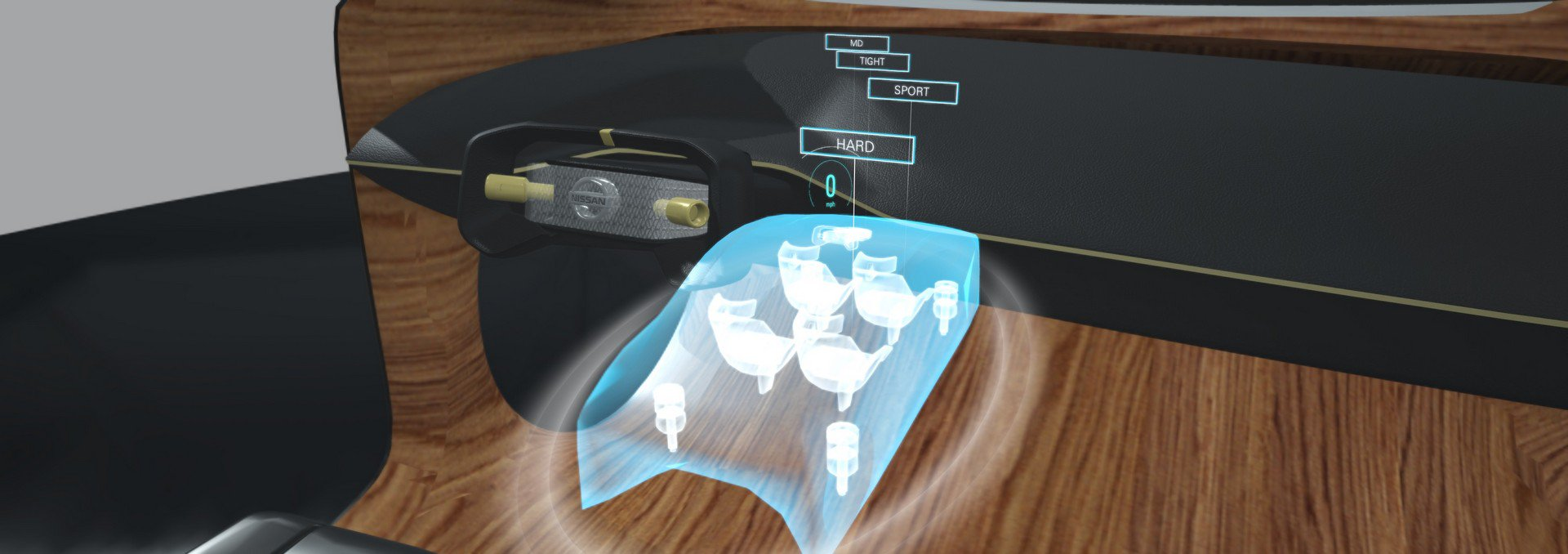 Nissan Invisible-to-Visible technology concept (5)