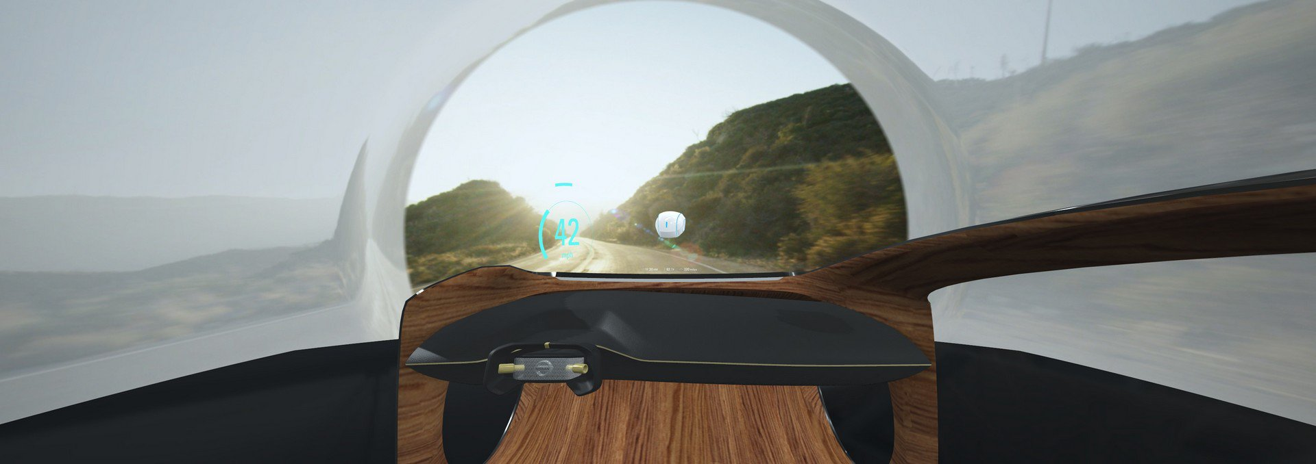 Nissan Invisible-to-Visible technology concept (7)
