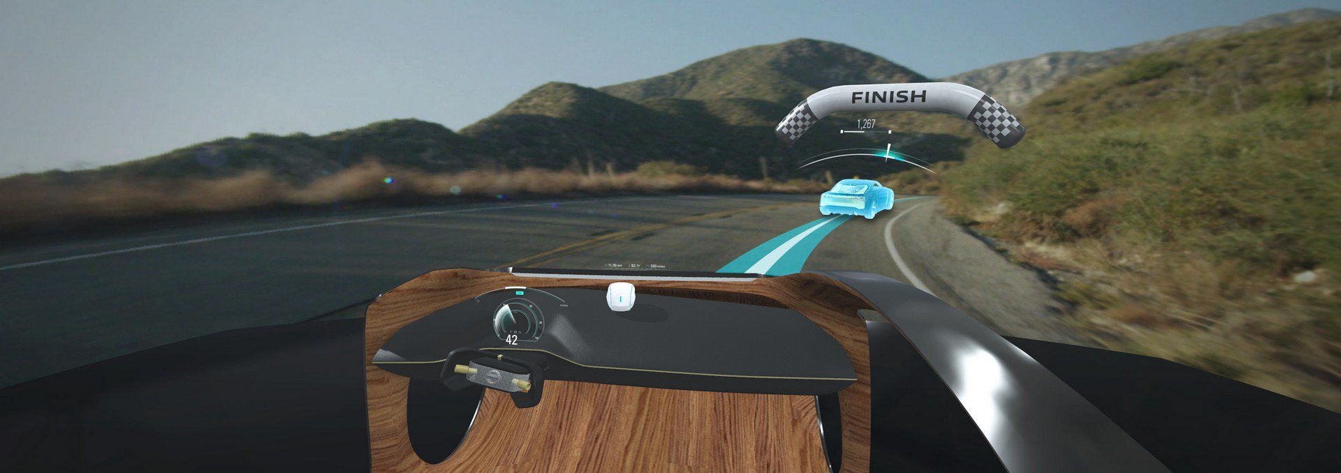 Nissan Invisible-to-Visible technology concept (8)