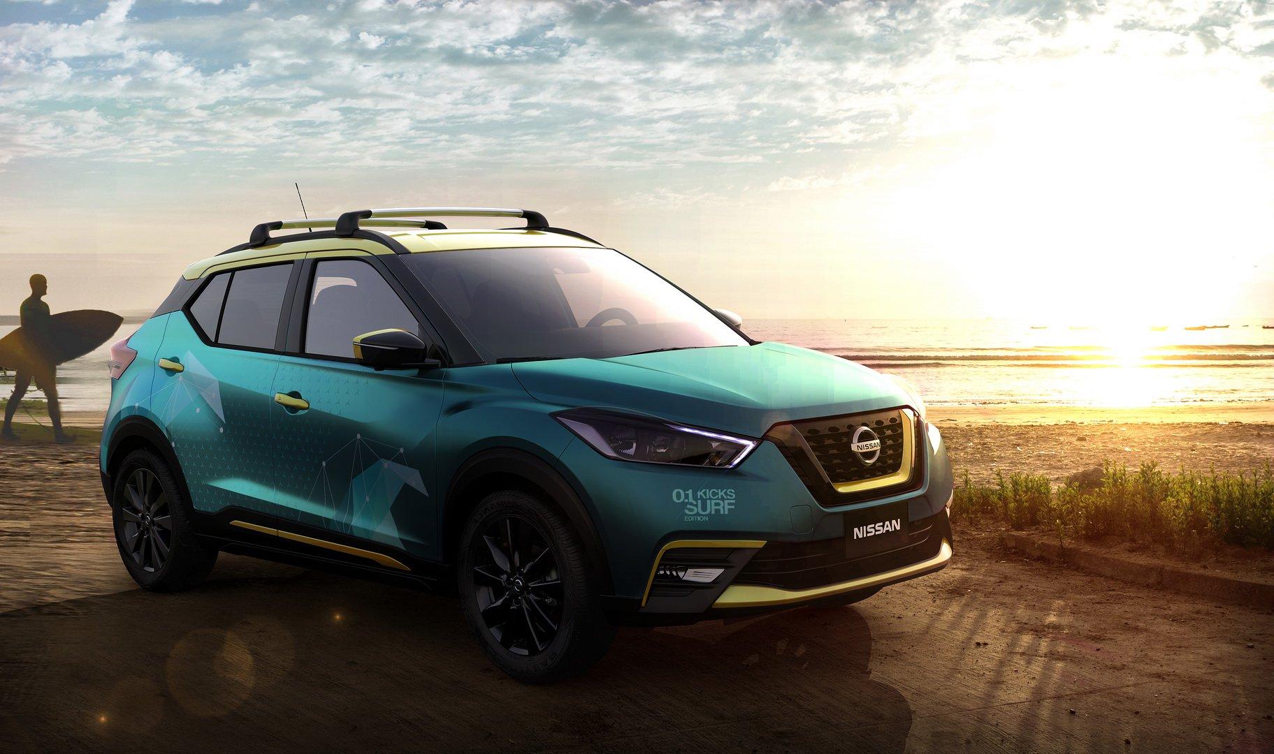 Nissan Kicks Surf Concept (1)