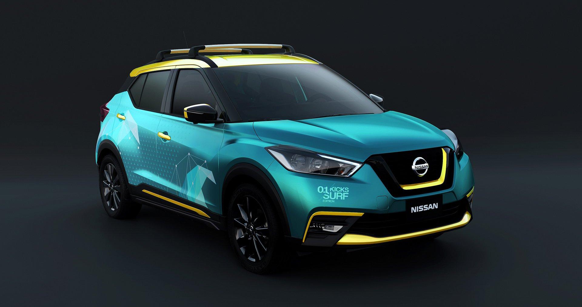 Nissan Kicks Surf Concept (2)