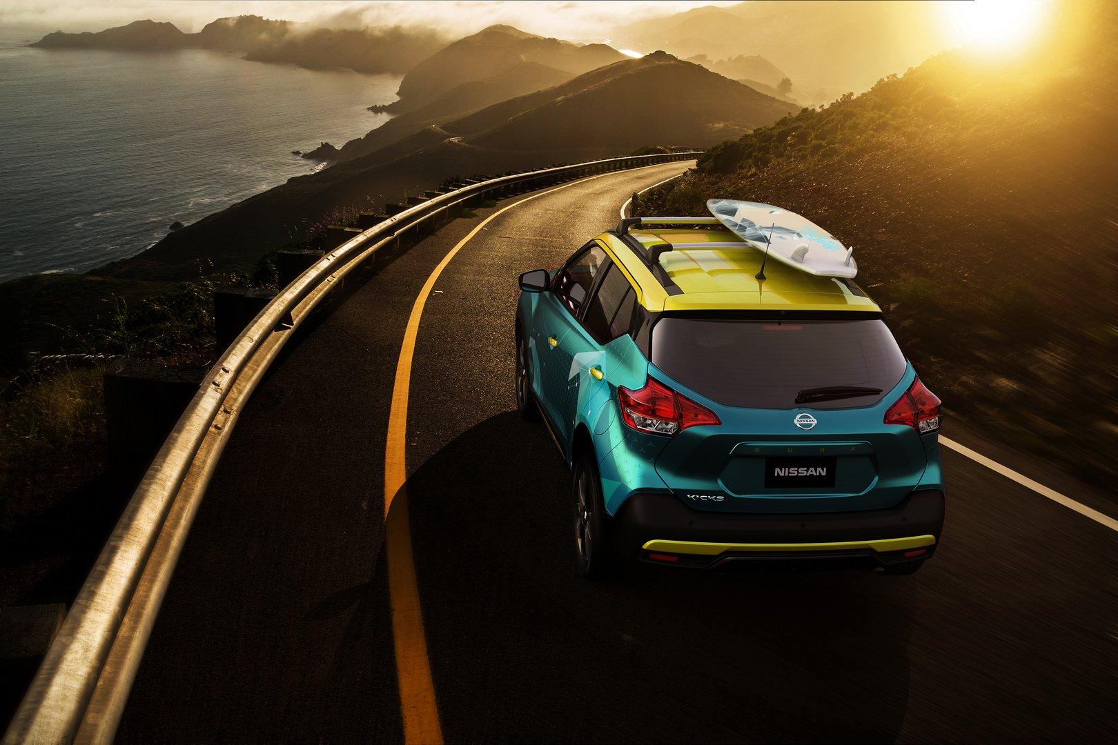 Nissan Kicks Surf Concept (4)