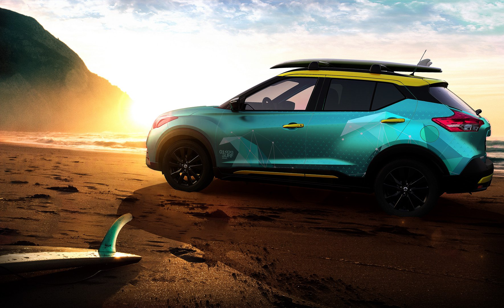 Nissan Kicks Surf Concept (5)