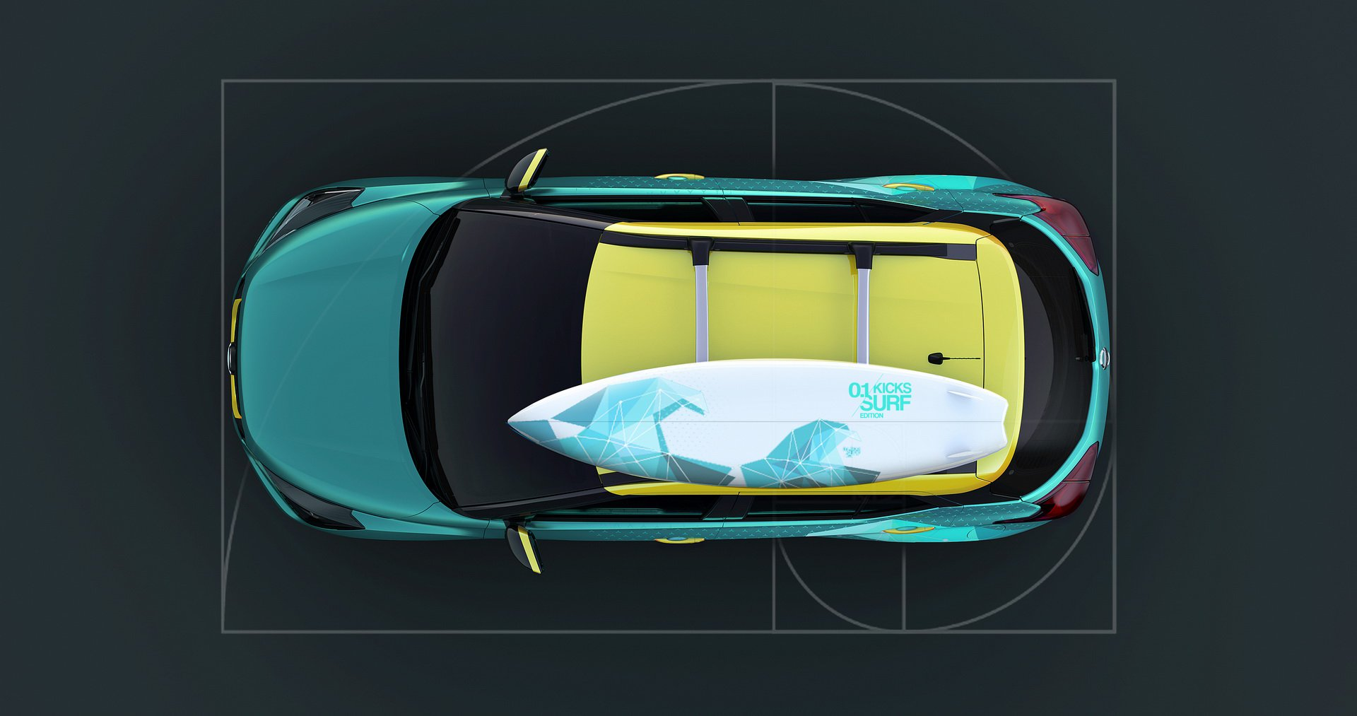 Nissan Kicks Surf Concept (7)