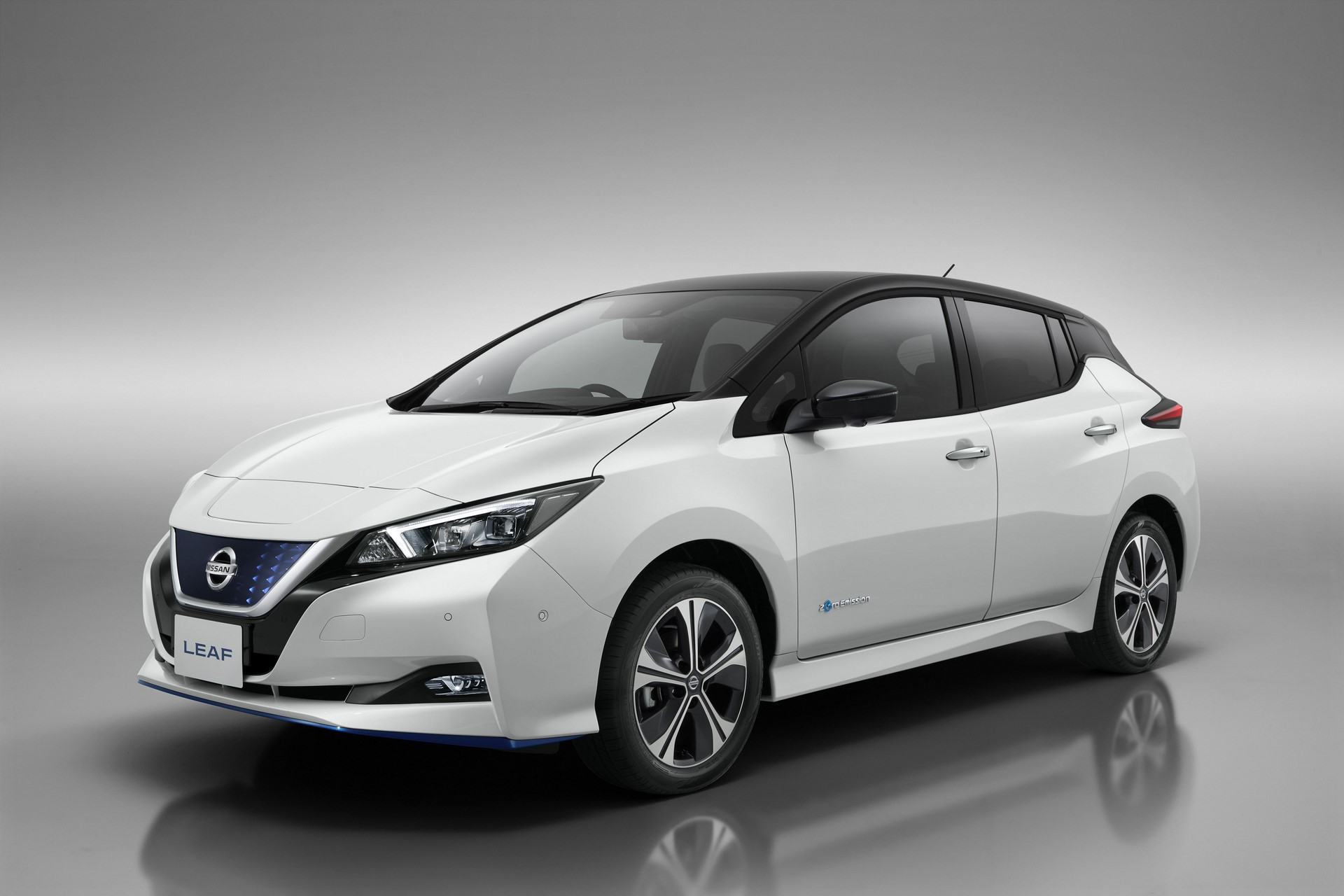 Nissan Leaf e-plus 2019 Europe (1)