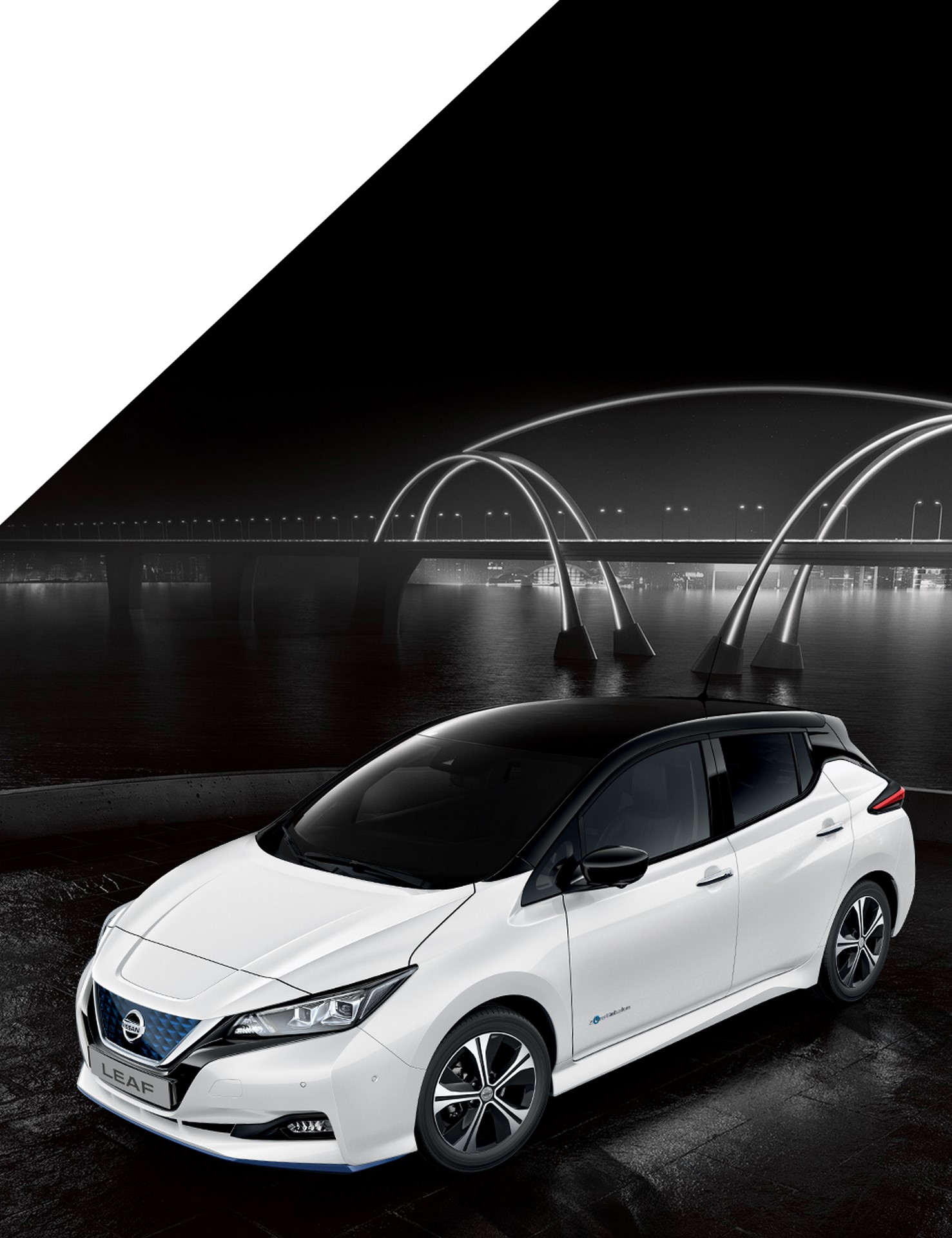 Nissan Leaf e-plus 2019 Europe (13)