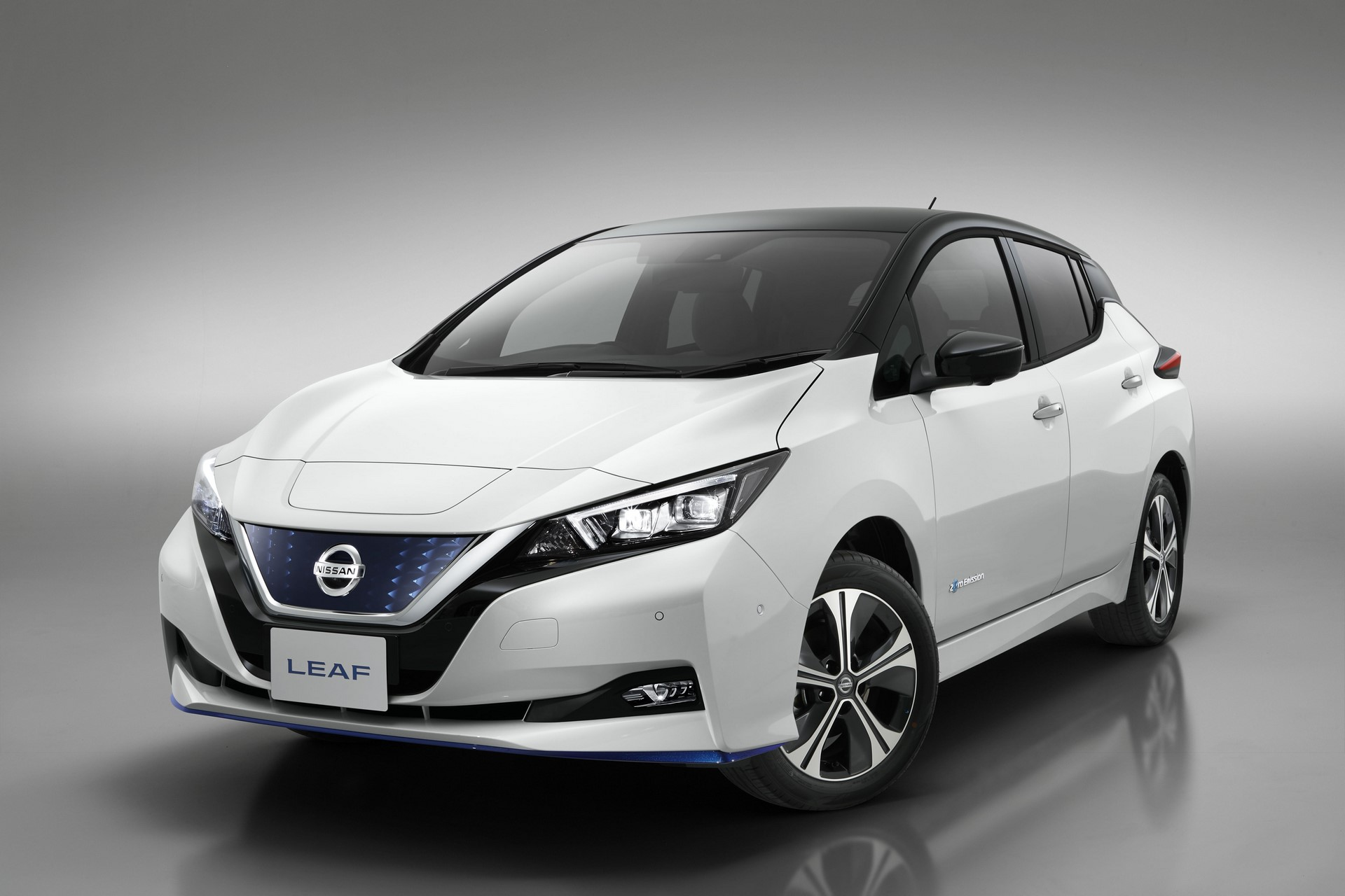 Nissan Leaf e-plus 2019 Europe (2)