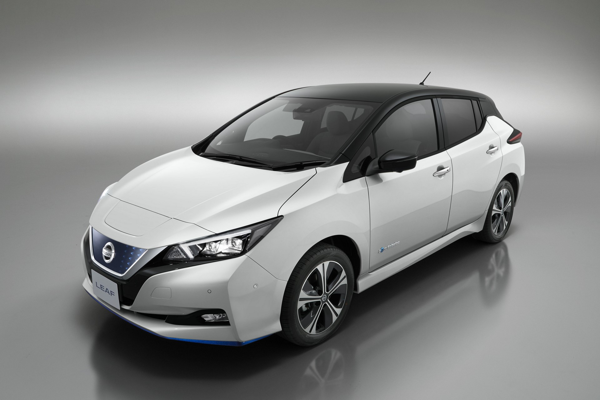 Nissan Leaf e-plus 2019 Europe (3)