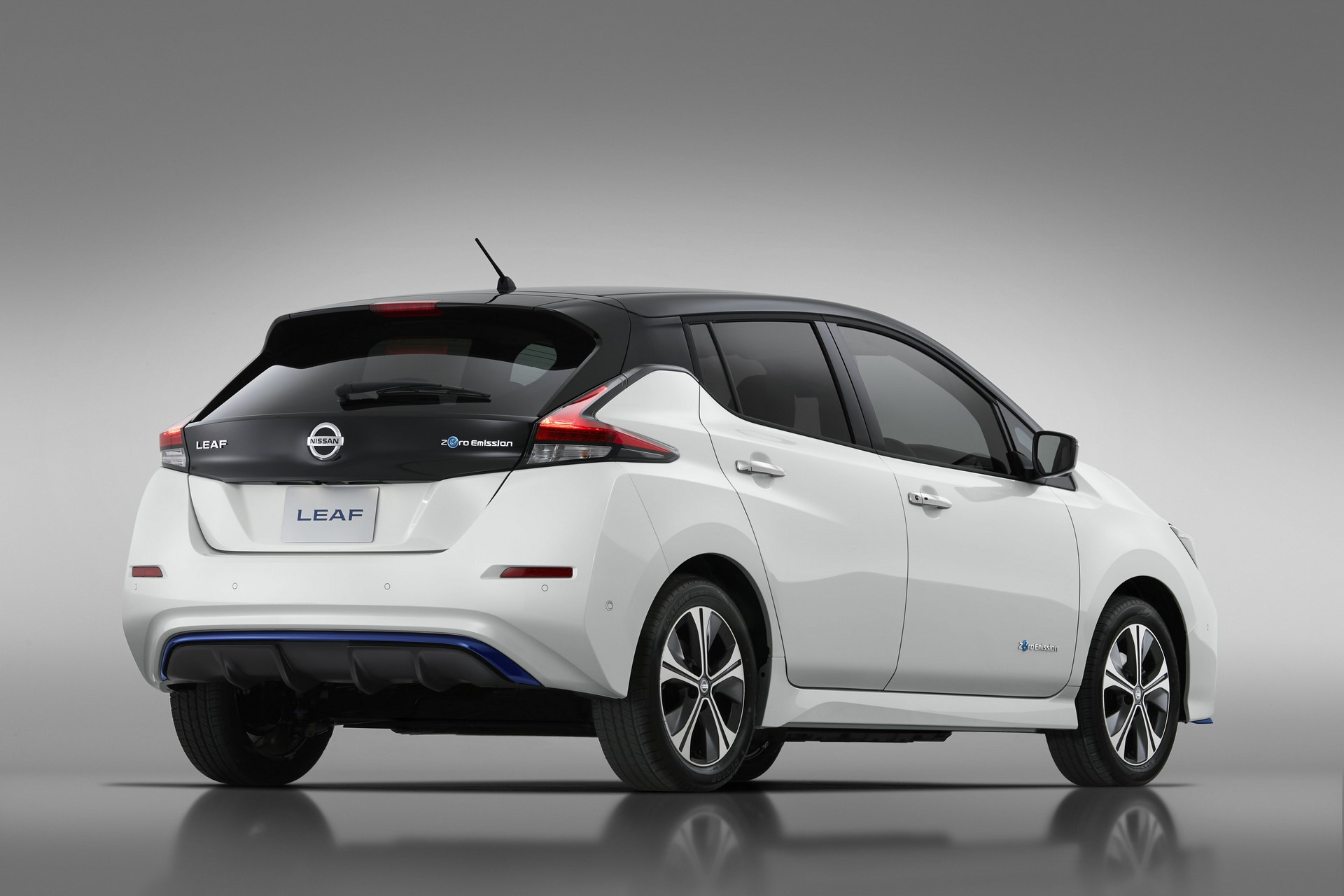 Nissan Leaf e-plus 2019 Europe (4)