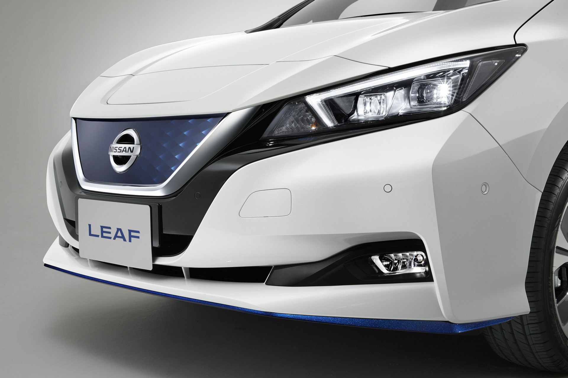 Nissan Leaf e-plus 2019 Europe (8)
