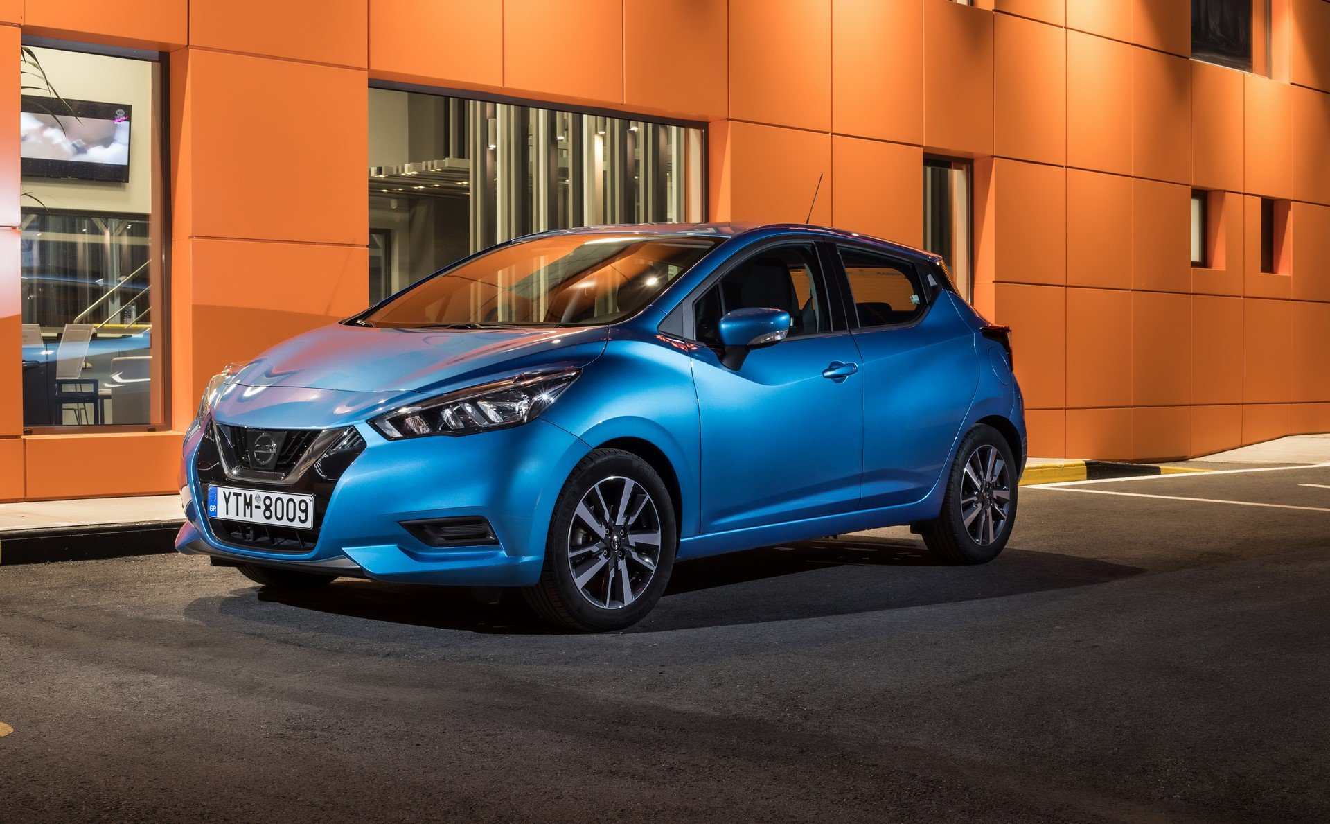 Nissan Micra 2019 Greek (1)