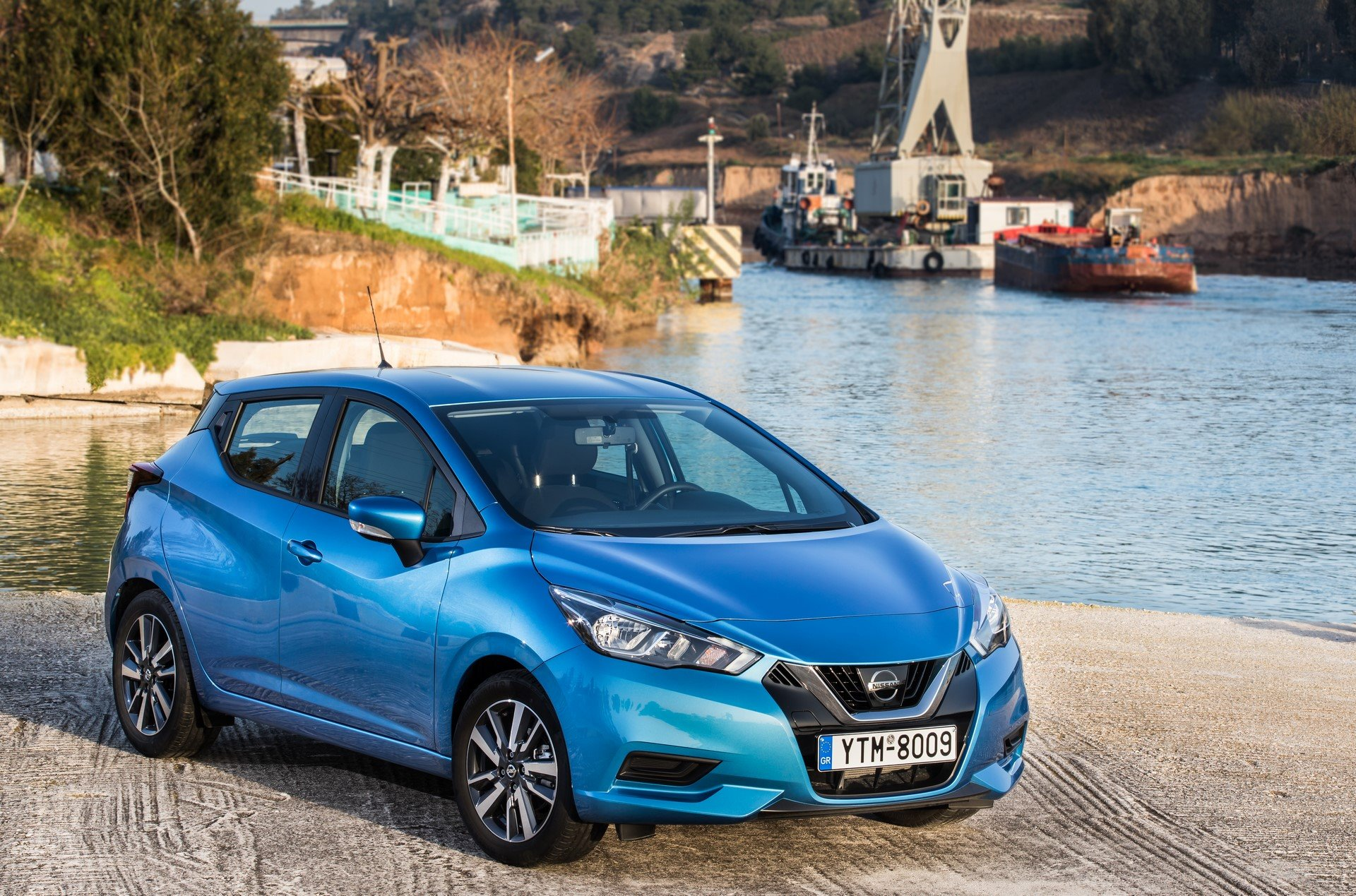 Nissan Micra 2019 Greek (11)