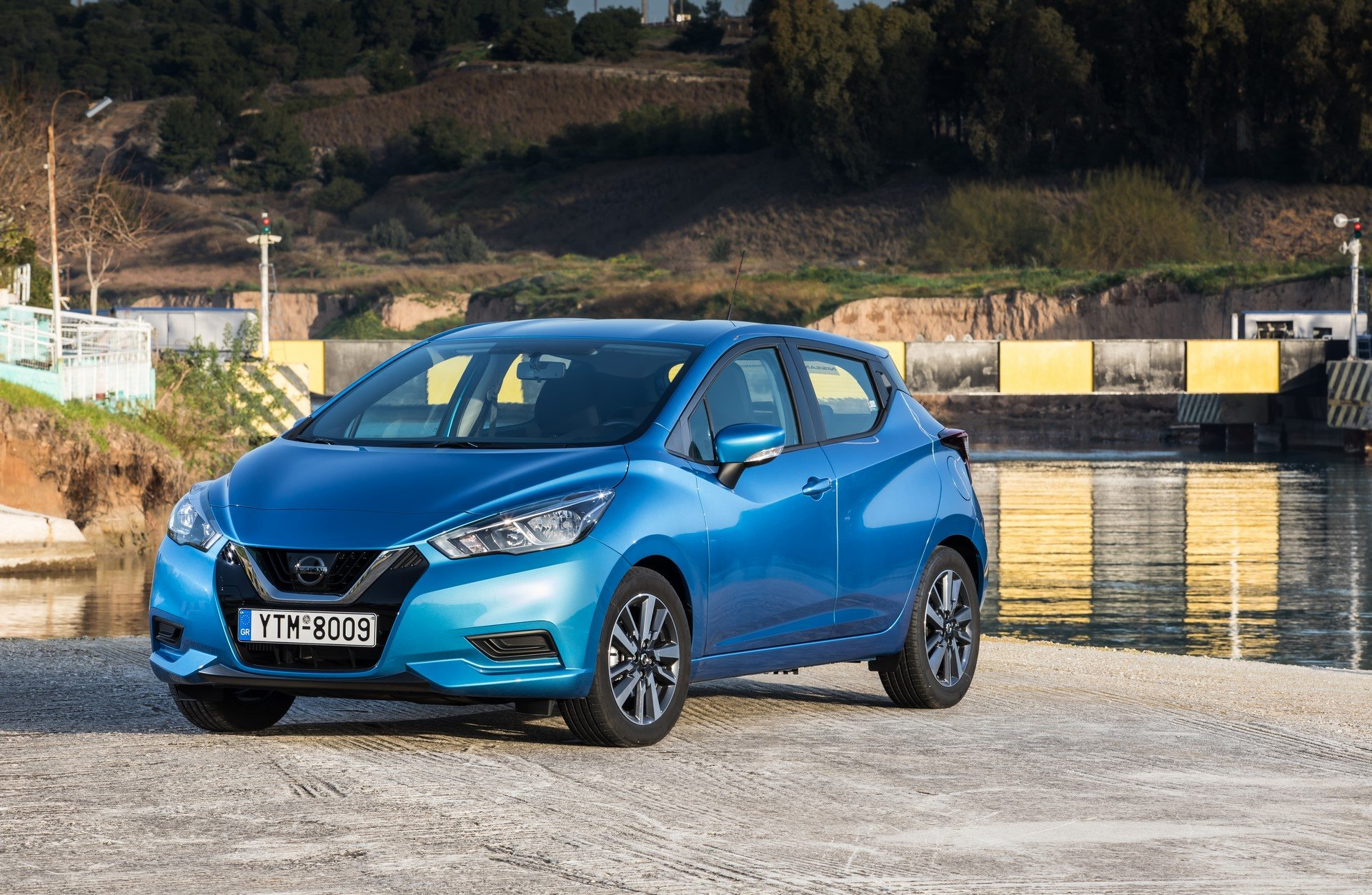 Nissan Micra 2019 Greek (13)