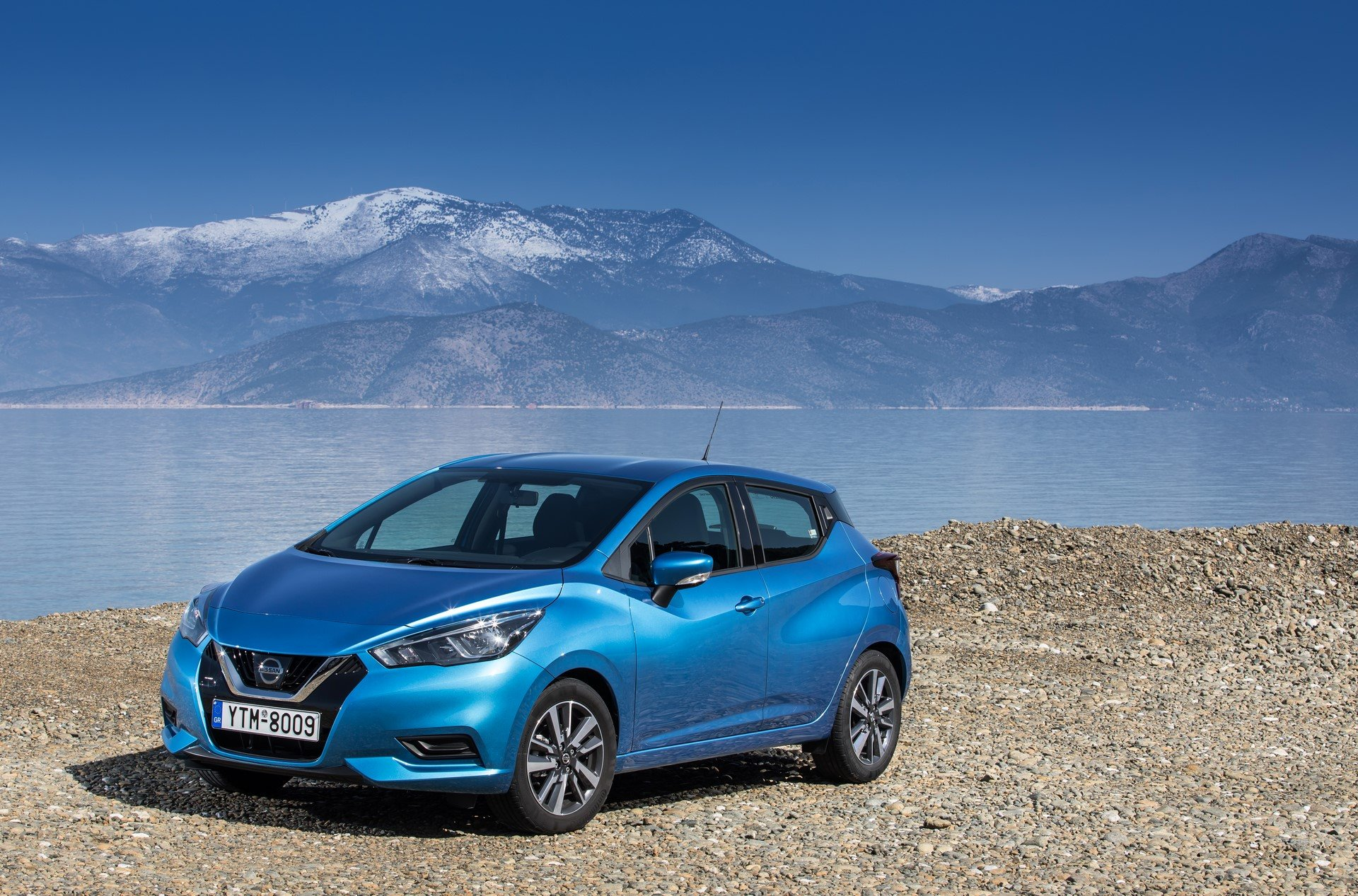 Nissan Micra 2019 Greek (19)
