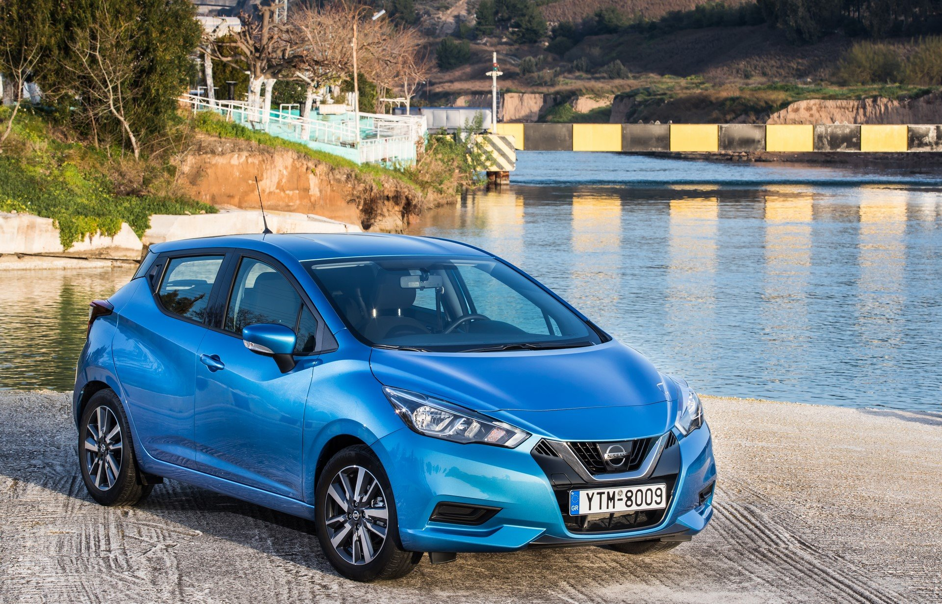 Nissan Micra 2019 Greek (20)