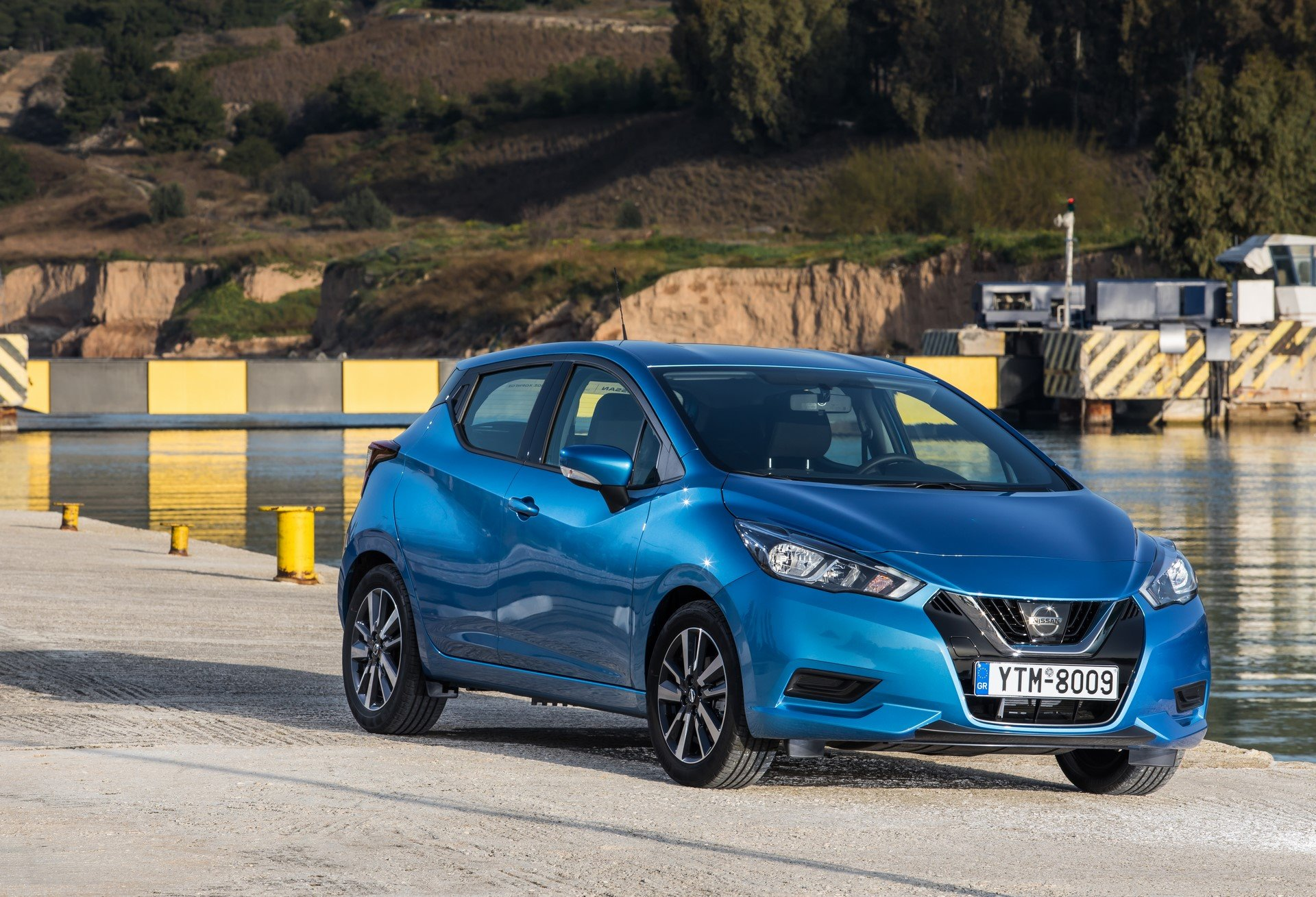 Nissan Micra 2019 Greek (22)