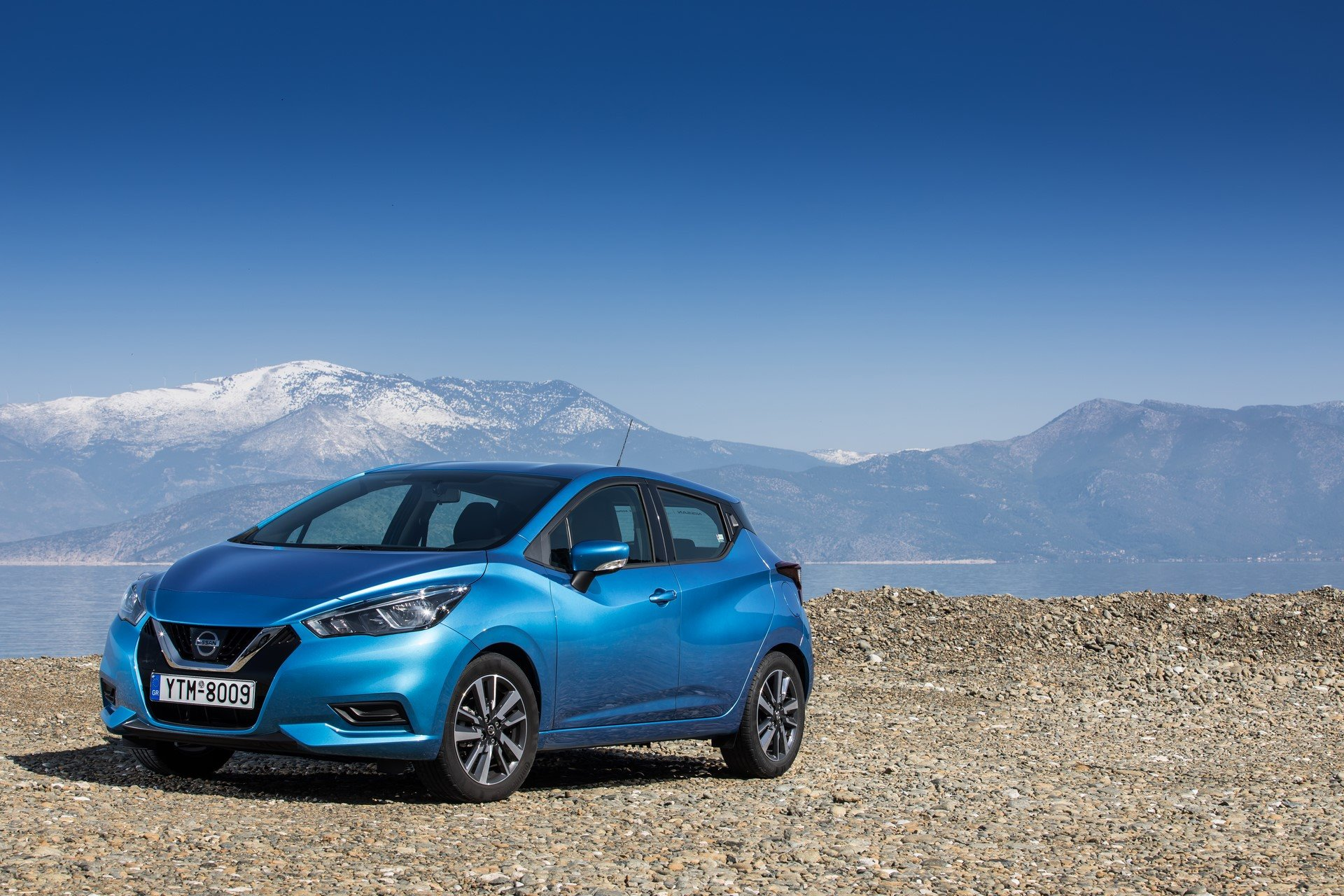 Nissan Micra 2019 Greek (24)
