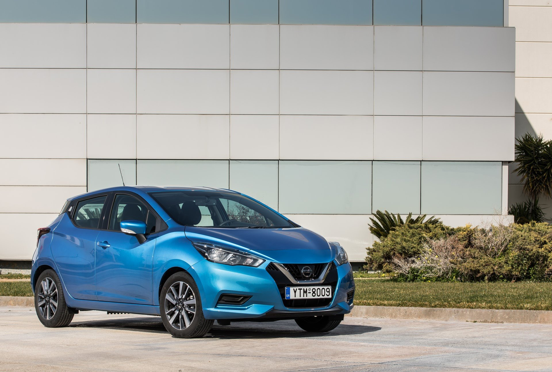 Nissan Micra 2019 Greek (29)