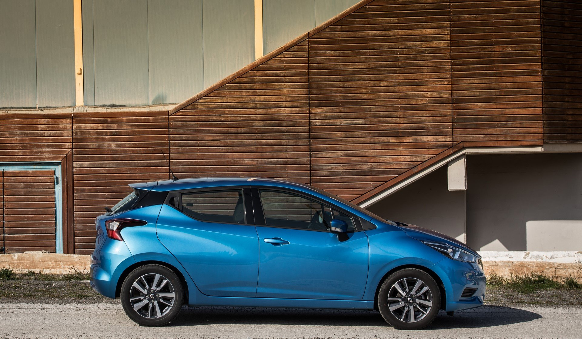 Nissan Micra 2019 Greek (30)