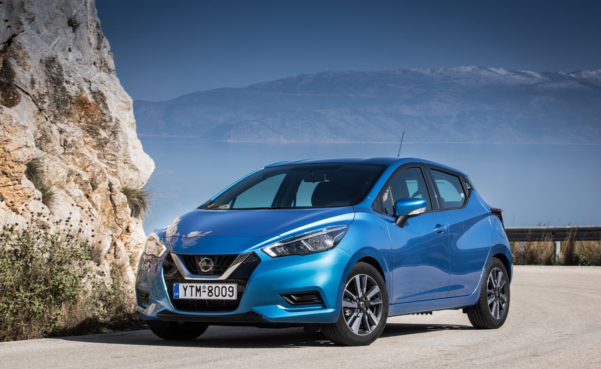 Nissan Micra 2019 Greek (36)