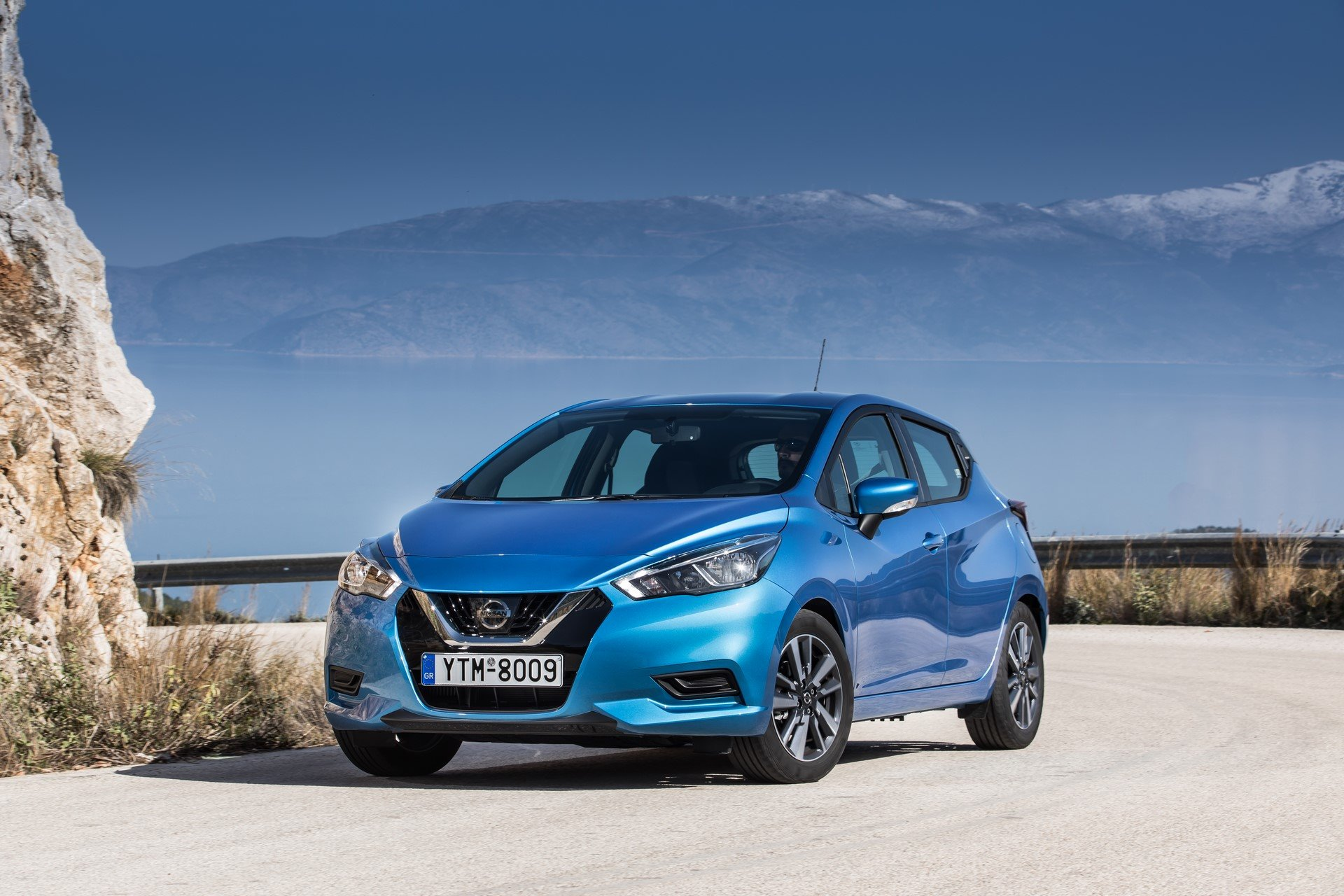 Nissan Micra 2019 Greek (38)