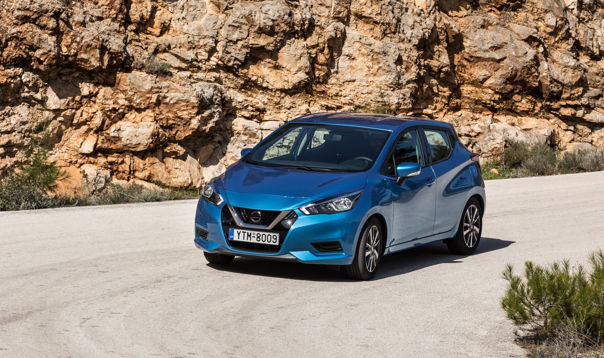 Nissan Micra 2019 Greek (39)