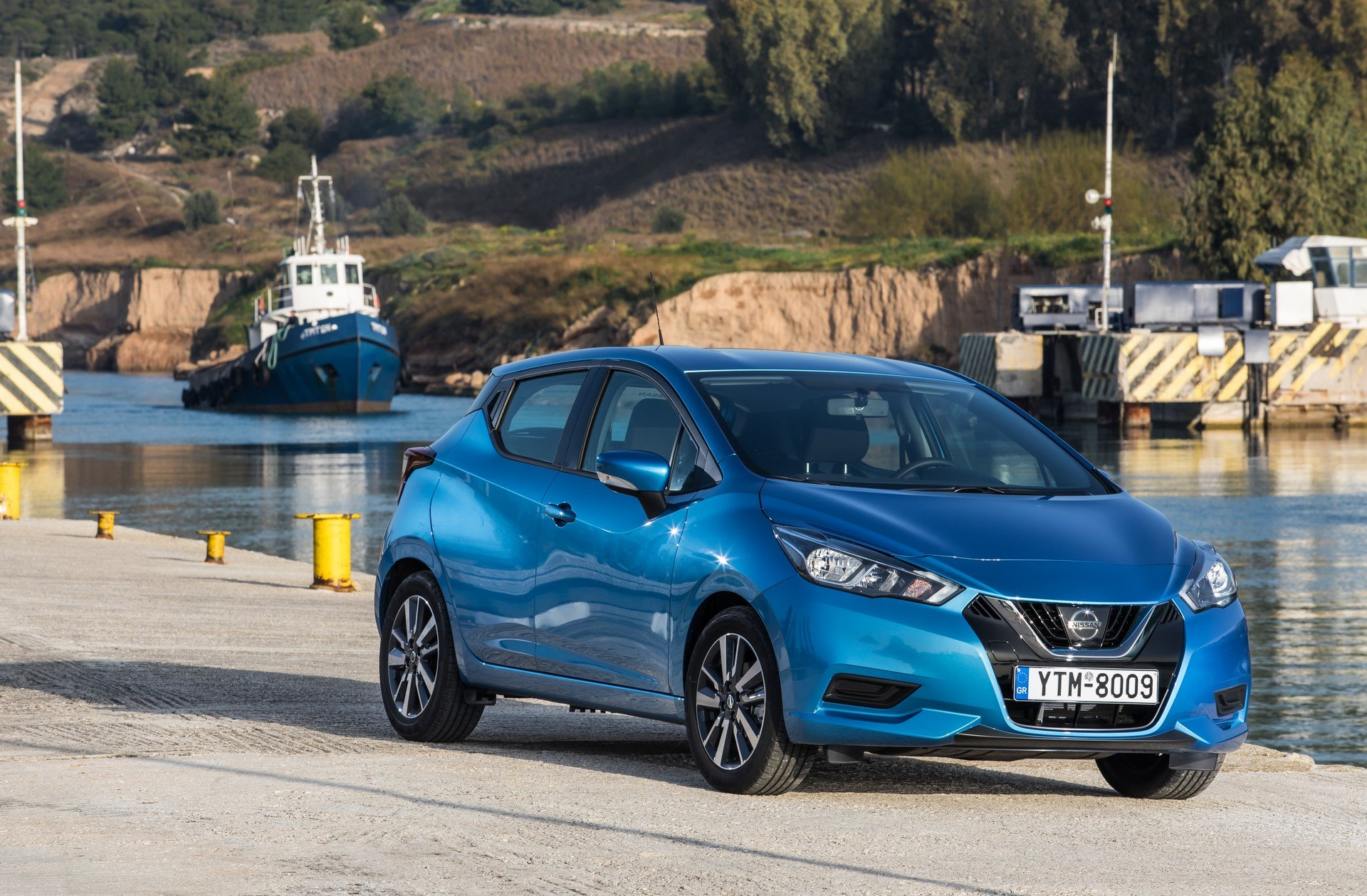 Nissan Micra 2019 Greek (4)