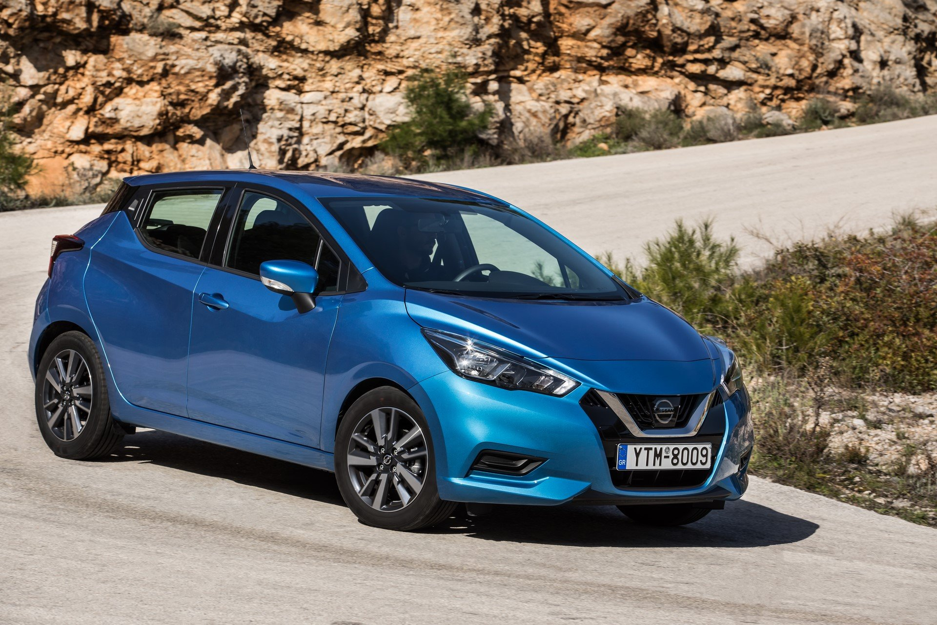 Nissan Micra 2019 Greek (40)