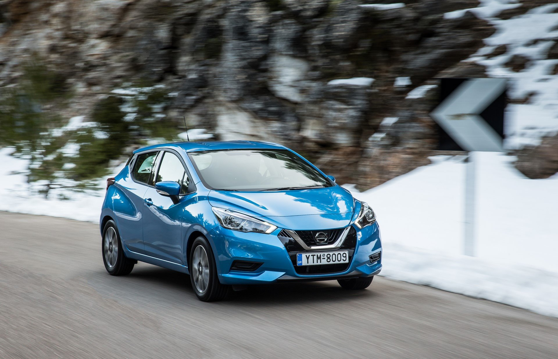 Nissan Micra 2019 Greek (42)