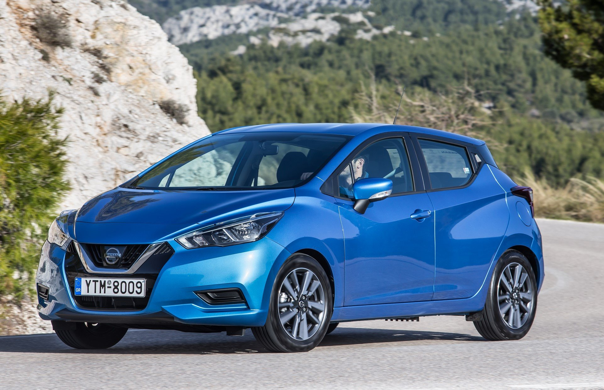 Nissan Micra 2019 Greek (43)
