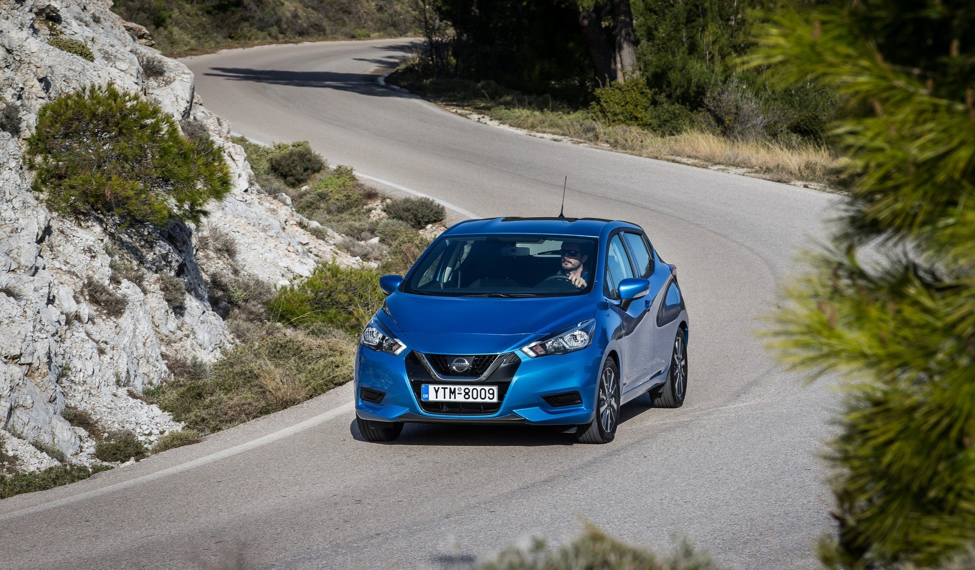 Nissan Micra 2019 Greek (46)